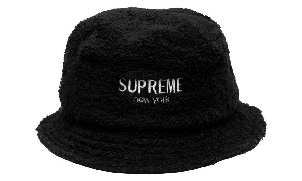 66b40543 Supreme - Black Terry Crusher for Men - Lyst. View fullscreen