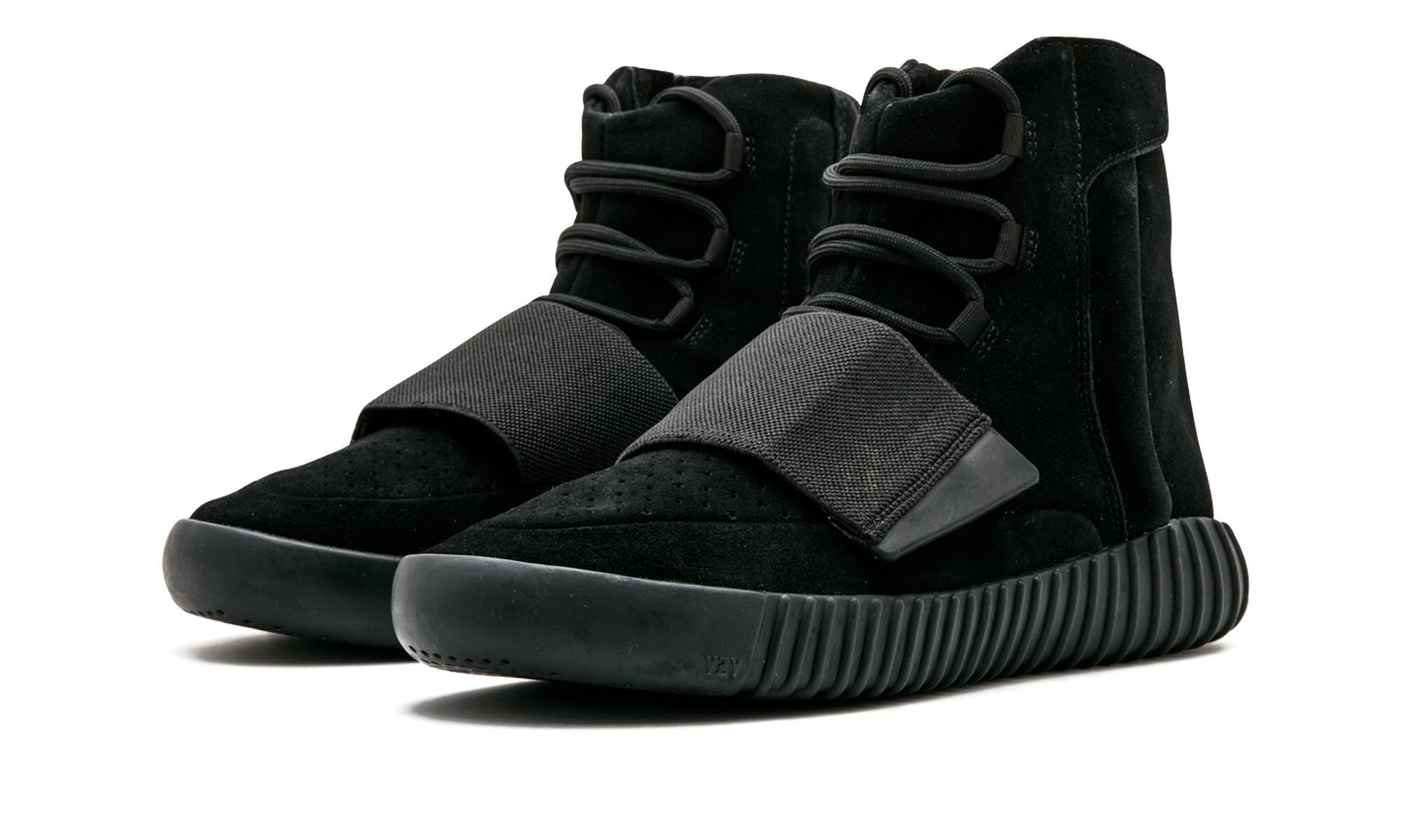 b6c2fed83e8 Adidas - Black Yeezy 750 Boost - Lyst. View fullscreen