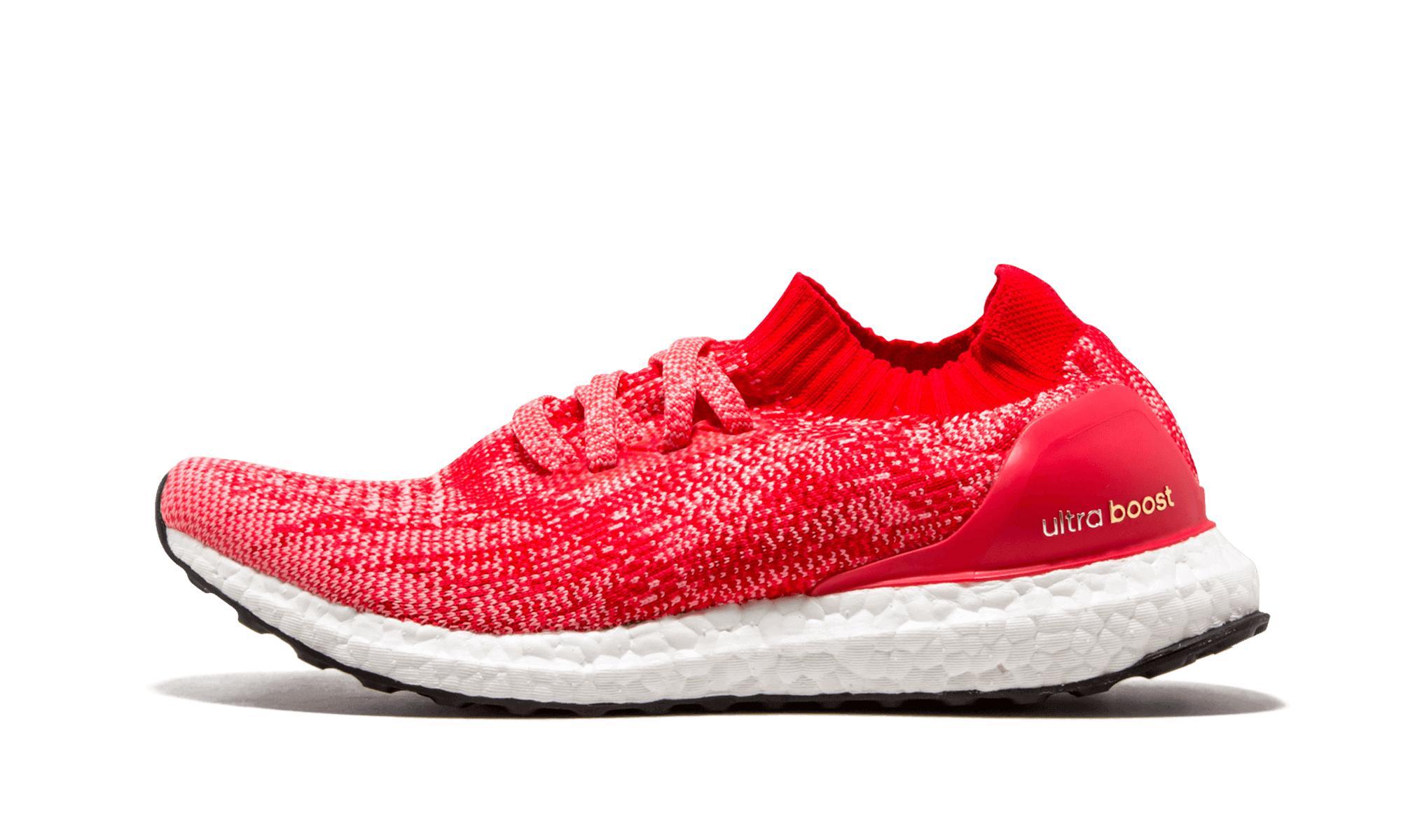 6b8aa0822 adidas Ultraboost Uncaged W in Red - Lyst