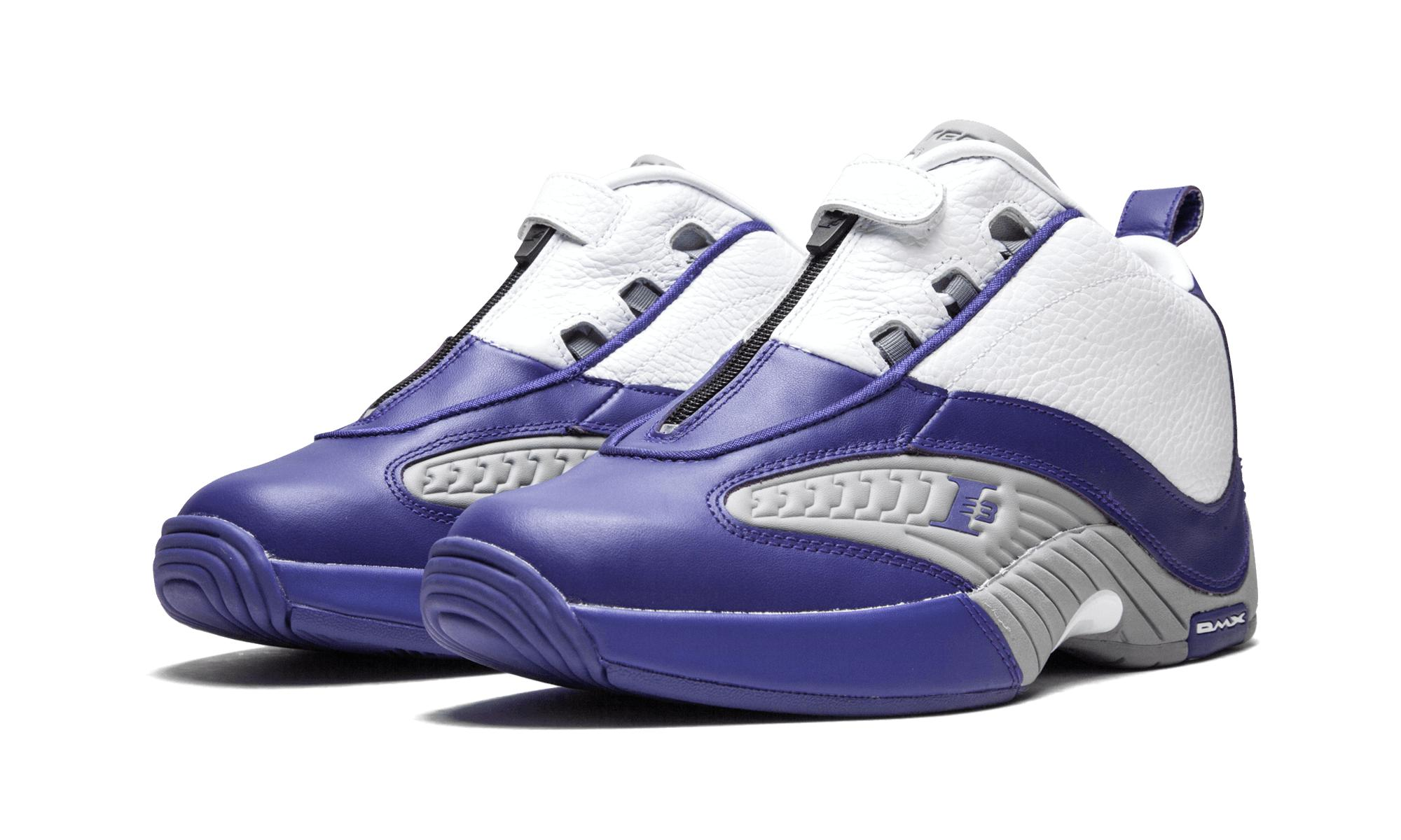Reebok - Blue Answer Iv Pe for Men - Lyst. View fullscreen 0c5ed58fb
