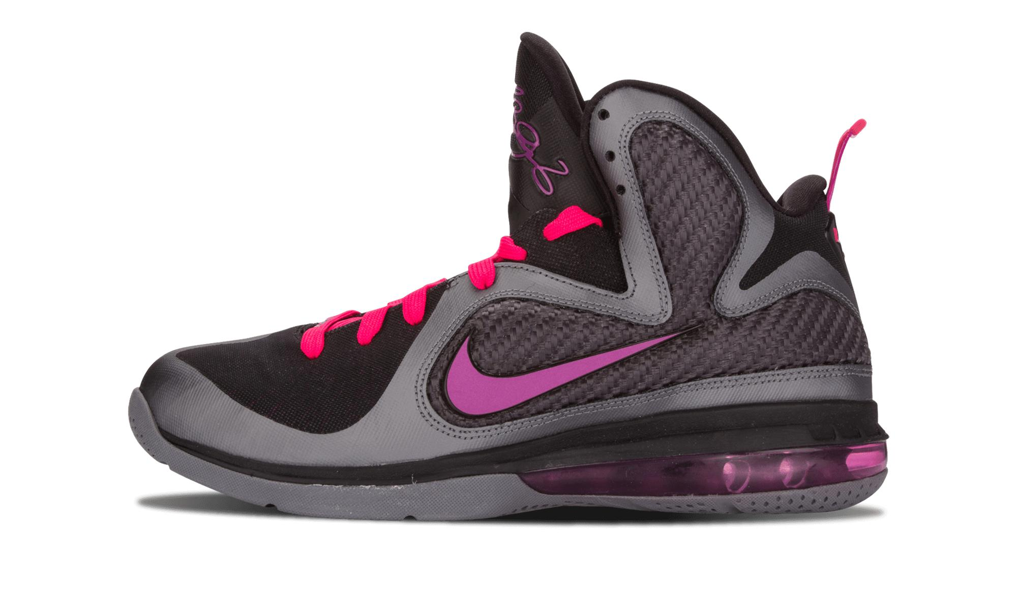 521b828eaf6 Nike Lebron 9 in Gray for Men - Save 5% - Lyst