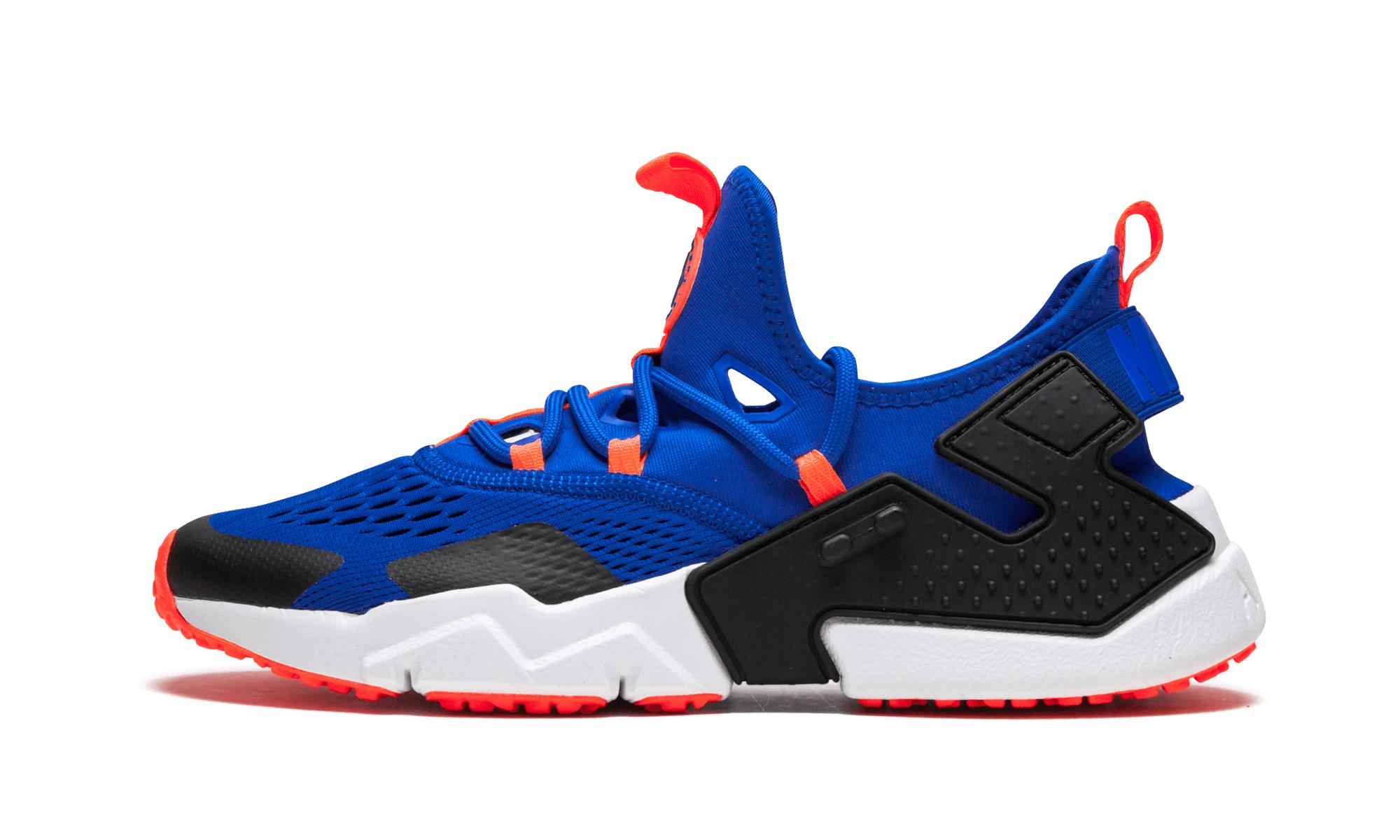 low priced aa4f9 b9c78 Nike Air Huarache Drift Br in Blue for Men - Lyst