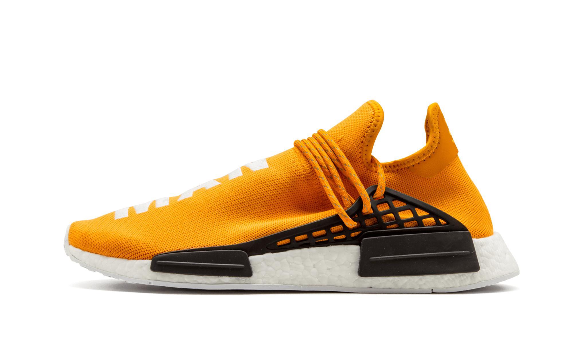 b2e853299 adidas Pw Human Race Nmd Core Tangerine black for Men - Lyst