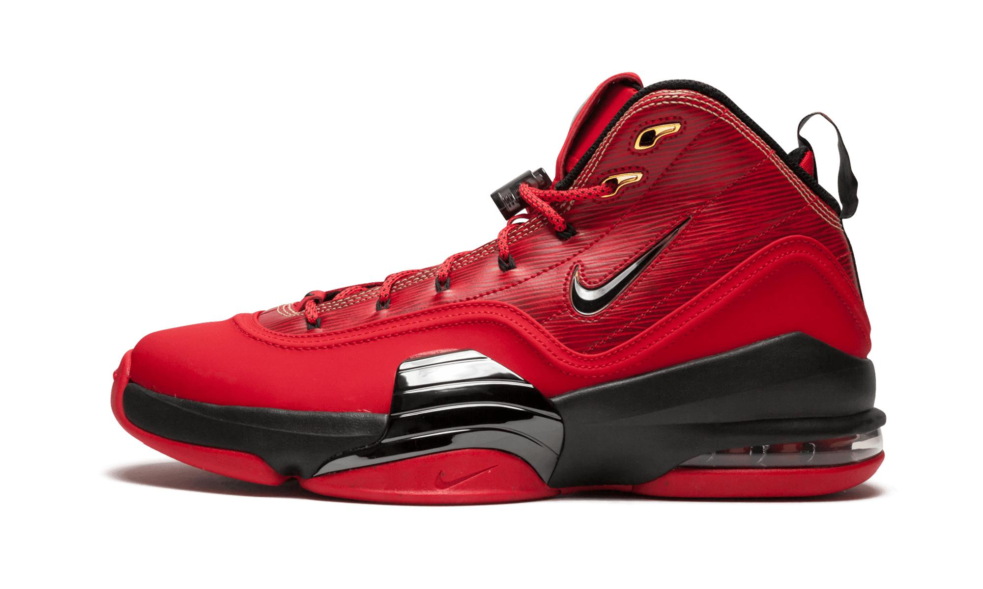 c931988463ae Lyst - Nike Pippen 6 Sneakers in Red for Men