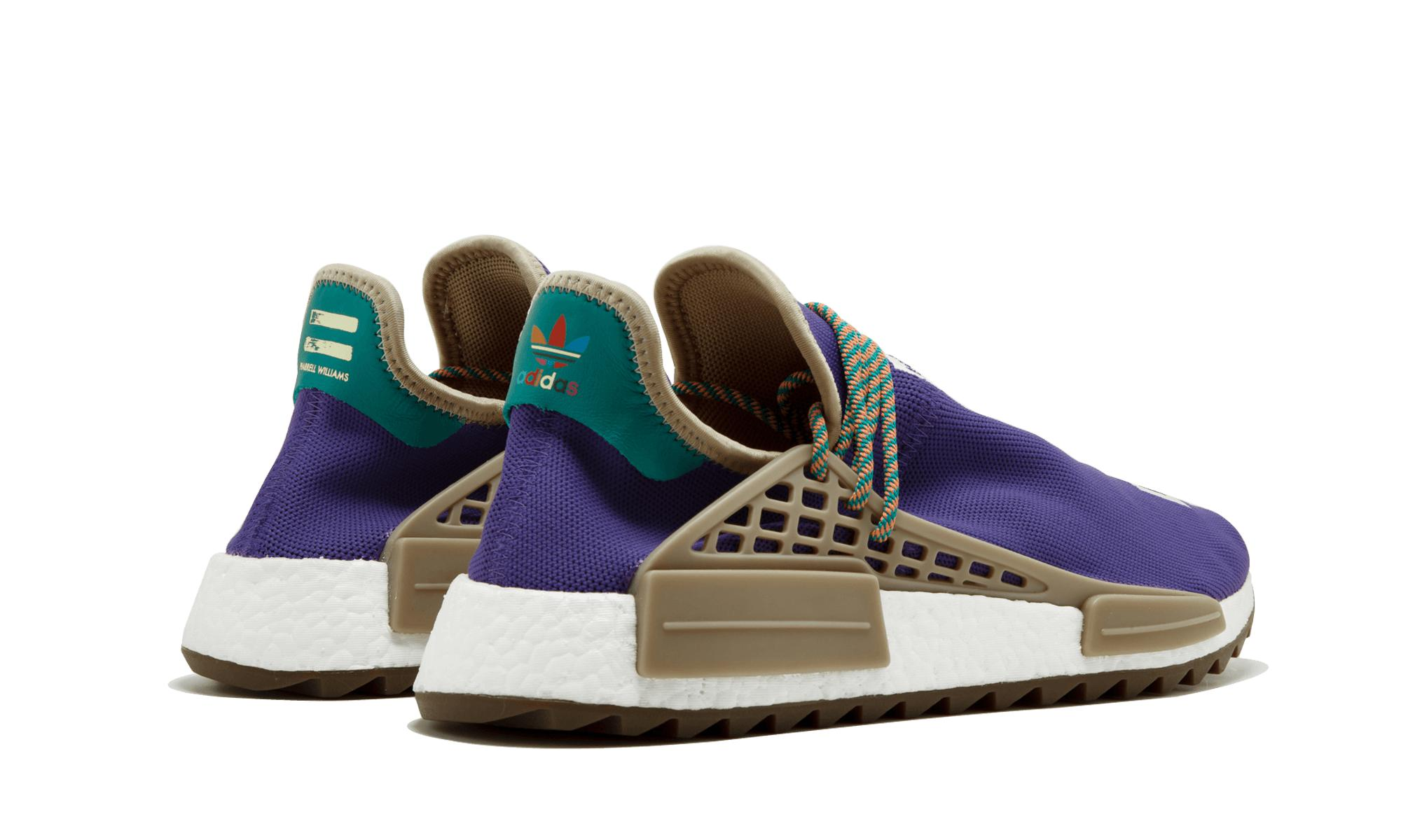 hot sale online 08a4e f3492 Adidas - Purple Pw Human Race Nmd Tr for Men - Lyst. View fullscreen