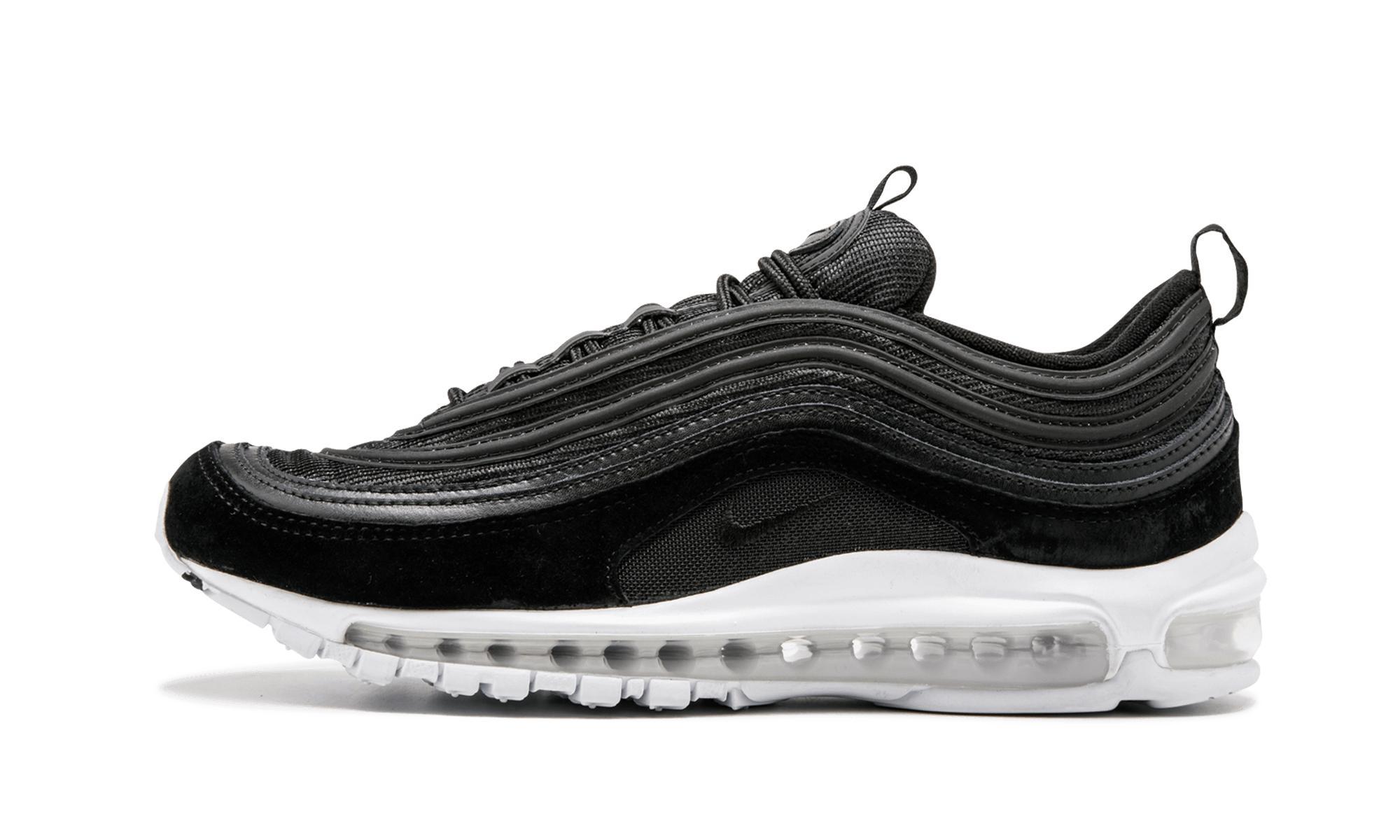 79004179fb3bd Nike Air Max 97 in Black for Men - Save 37.81094527363184% - Lyst