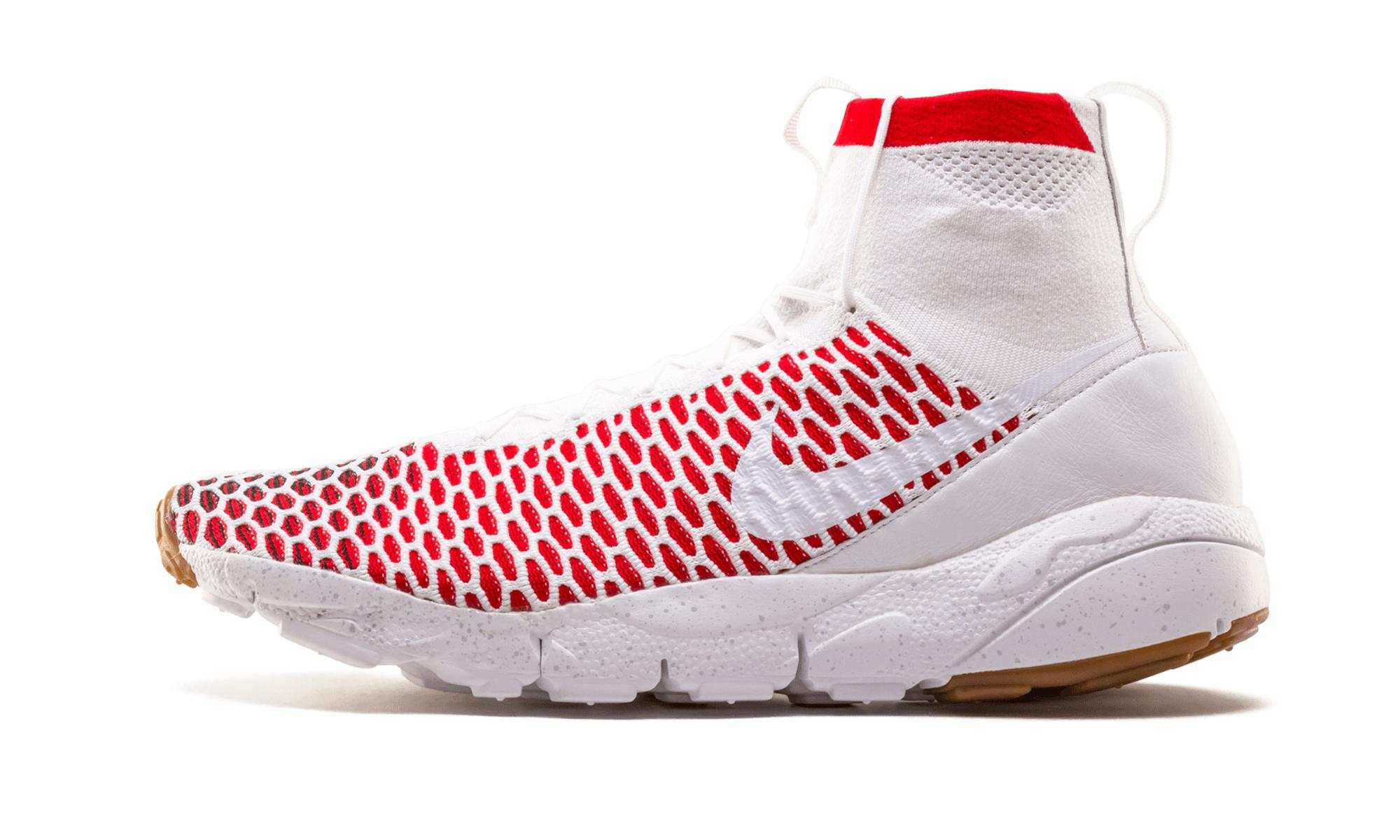 89d729d2d18e Nike Air Footscape Magista Sp in White for Men - Lyst