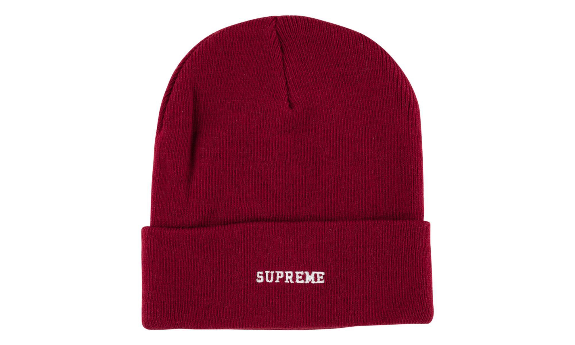 49436f7b Lyst - Supreme Nike Beanie in Red for Men