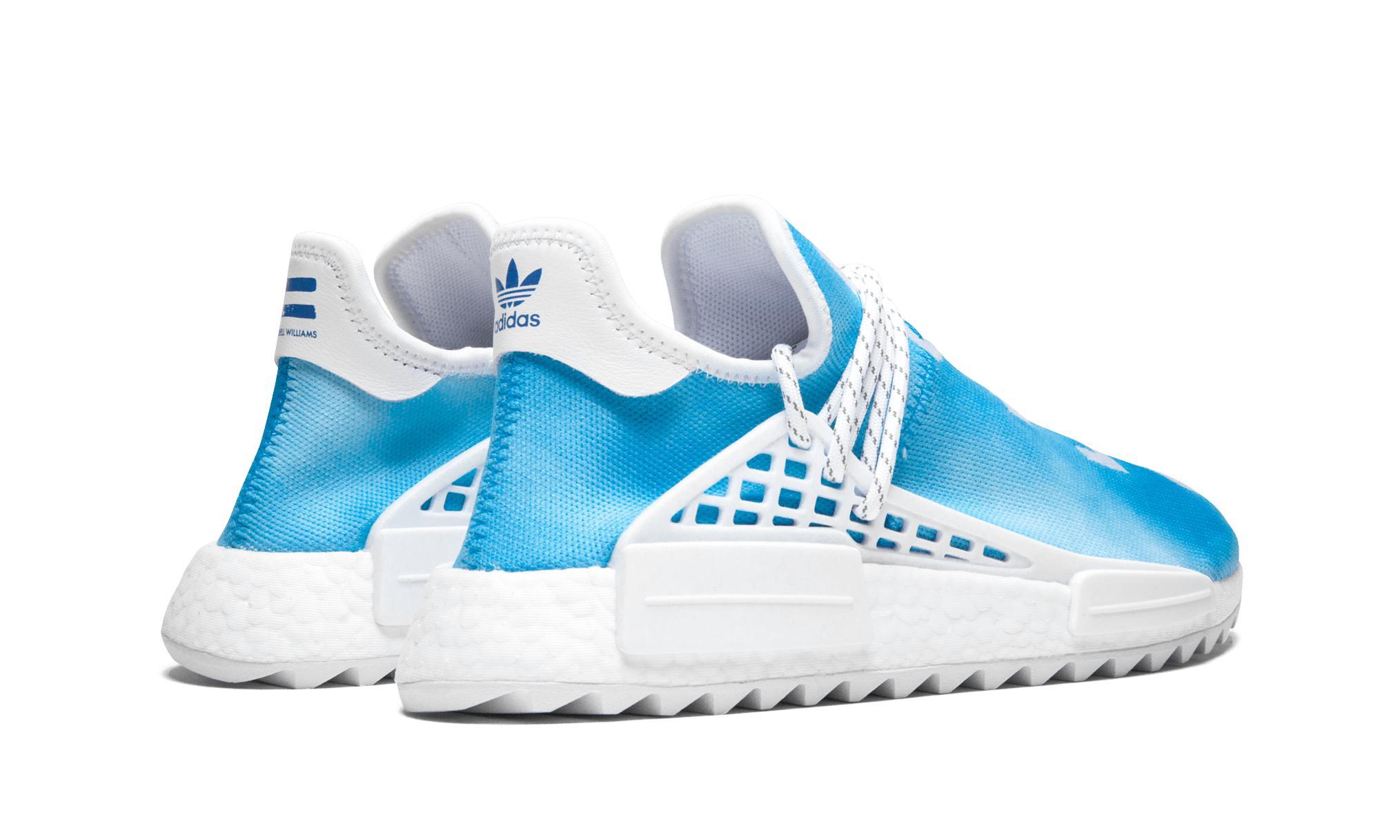 fd3d1c855df Lyst - adidas Pharrell Williams Hu Holi Nmd Mc in Blue for Men