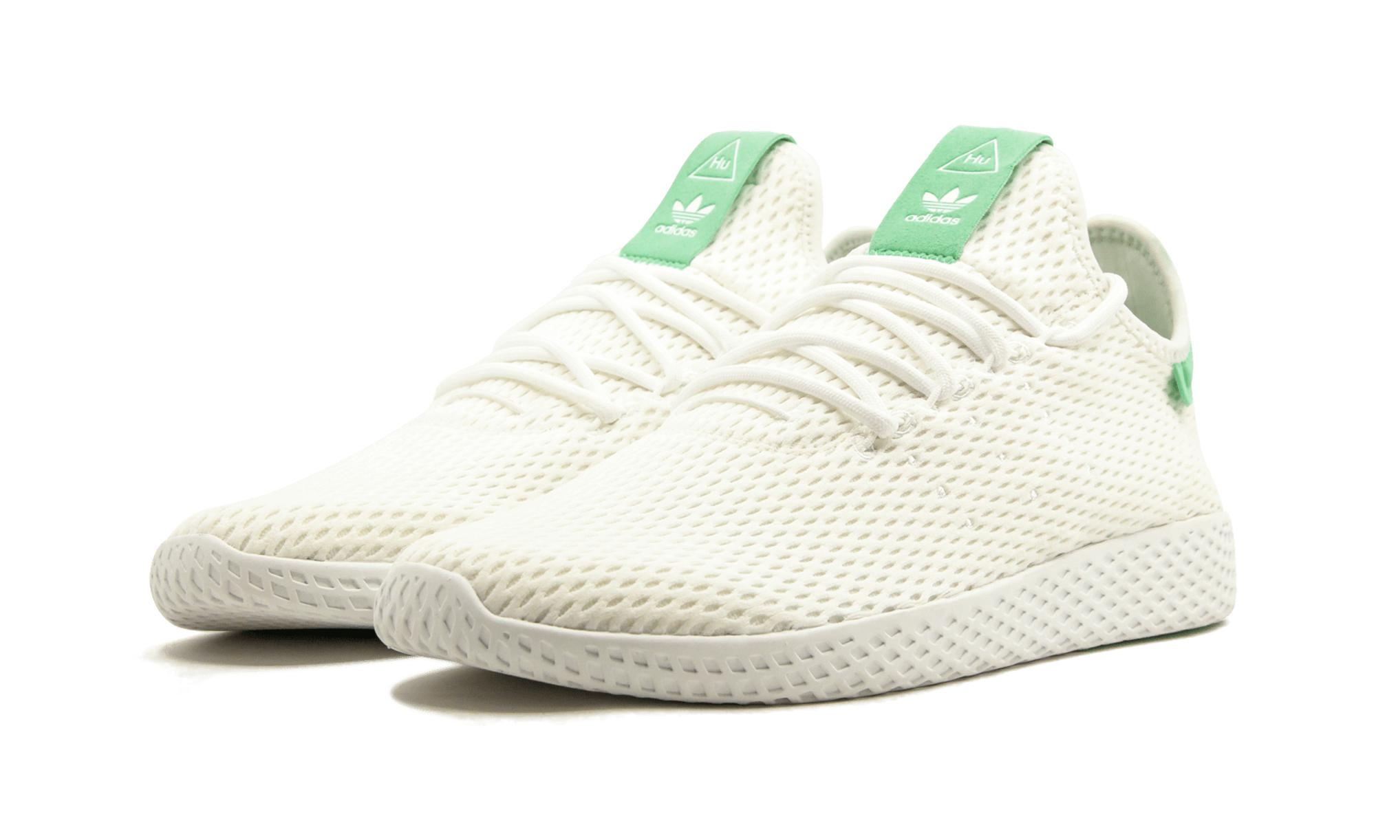 buy online 0a785 73c92 Adidas - White Pharrell Williams Tennis Hu for Men - Lyst. View fullscreen