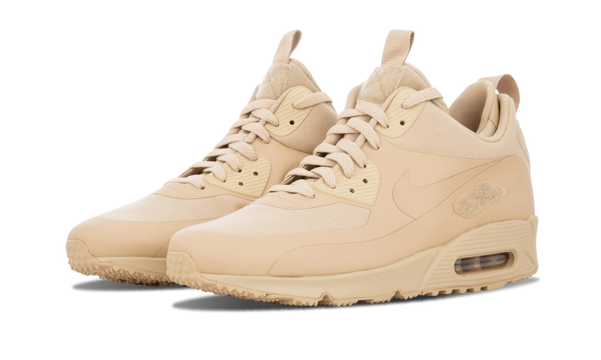 new style c4c21 df569 Lyst - Nike Air Max 90 Sneakerboot Sp in Natural