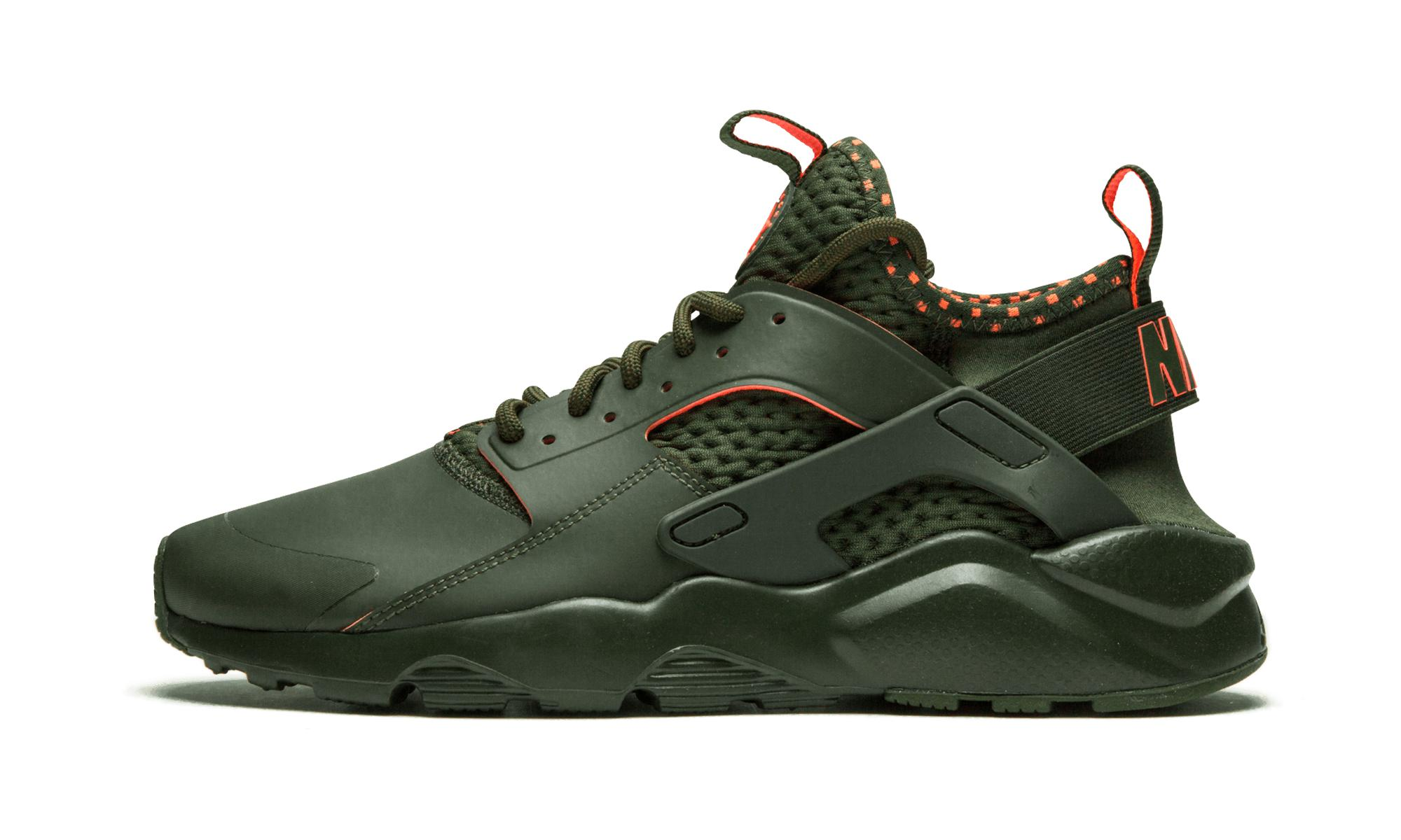 cheap for discount a901e 5210a ... shoe b479a d0238  order nike. mens green air huarache run ultra se  ea6aa 82436