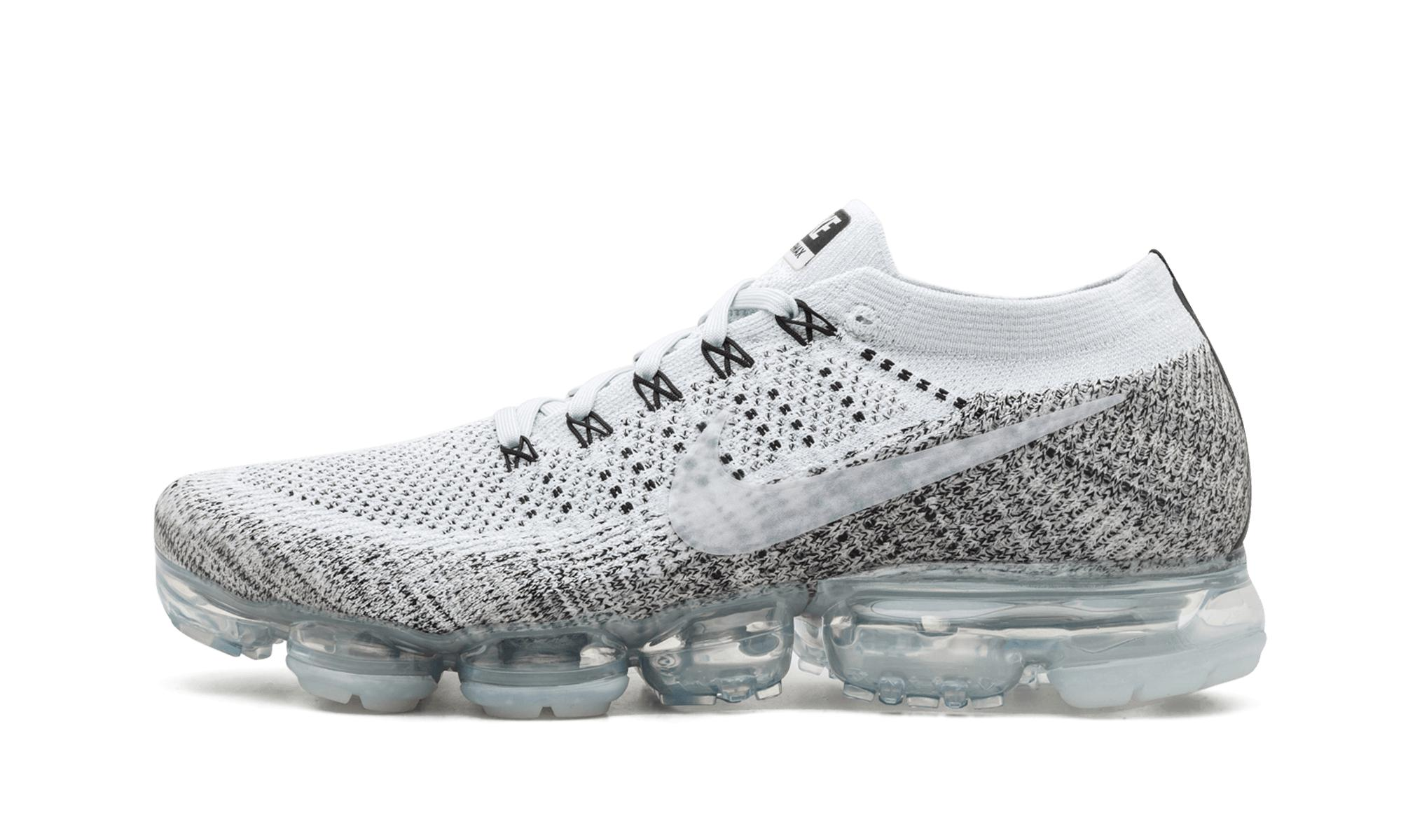 6cd1207f93c27a Lyst - Nike Vapormax Flyknit in Gray for Men - Save 19%