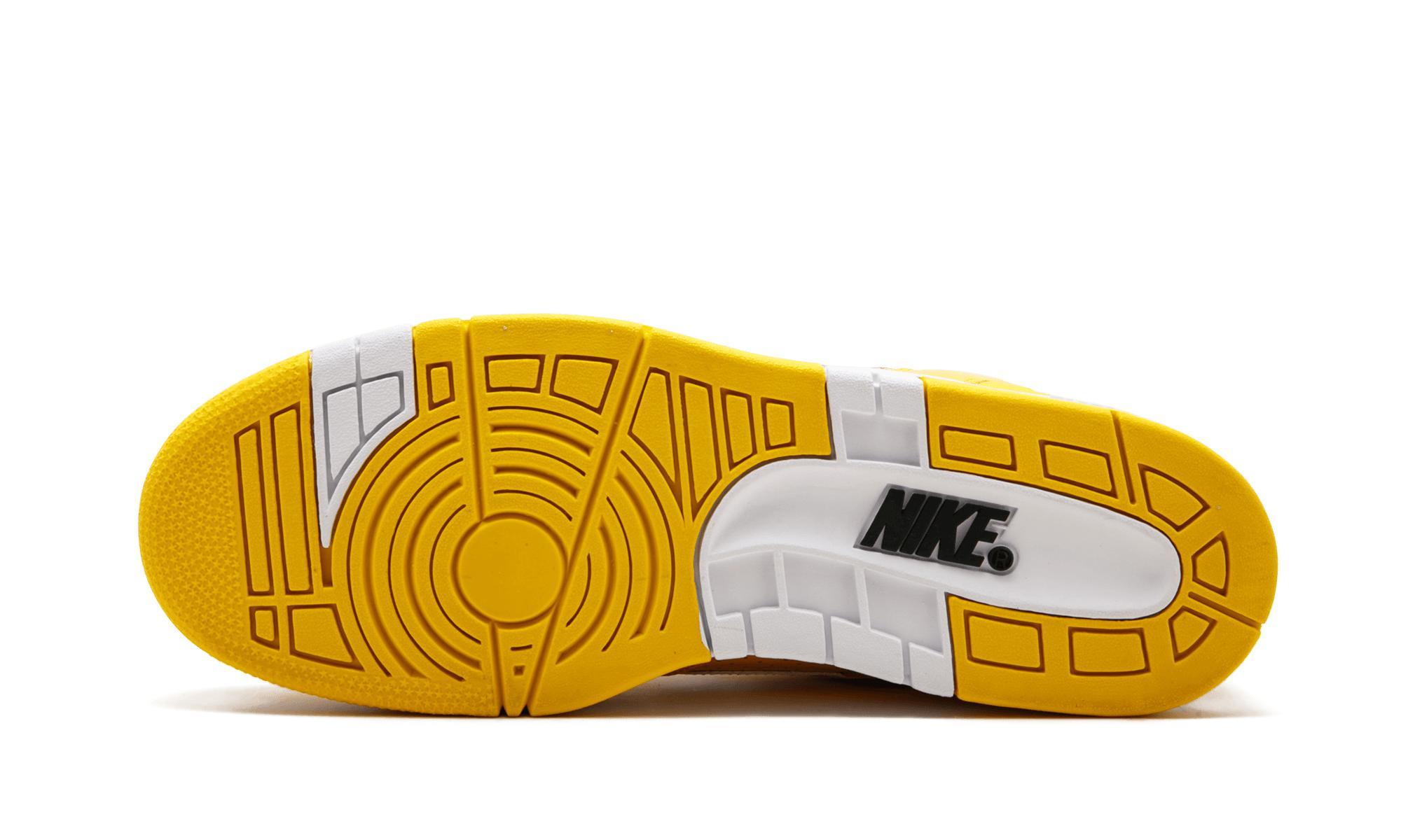 0d6b7b45994f Nike - Yellow Sb Af2 Low for Men - Lyst. View fullscreen