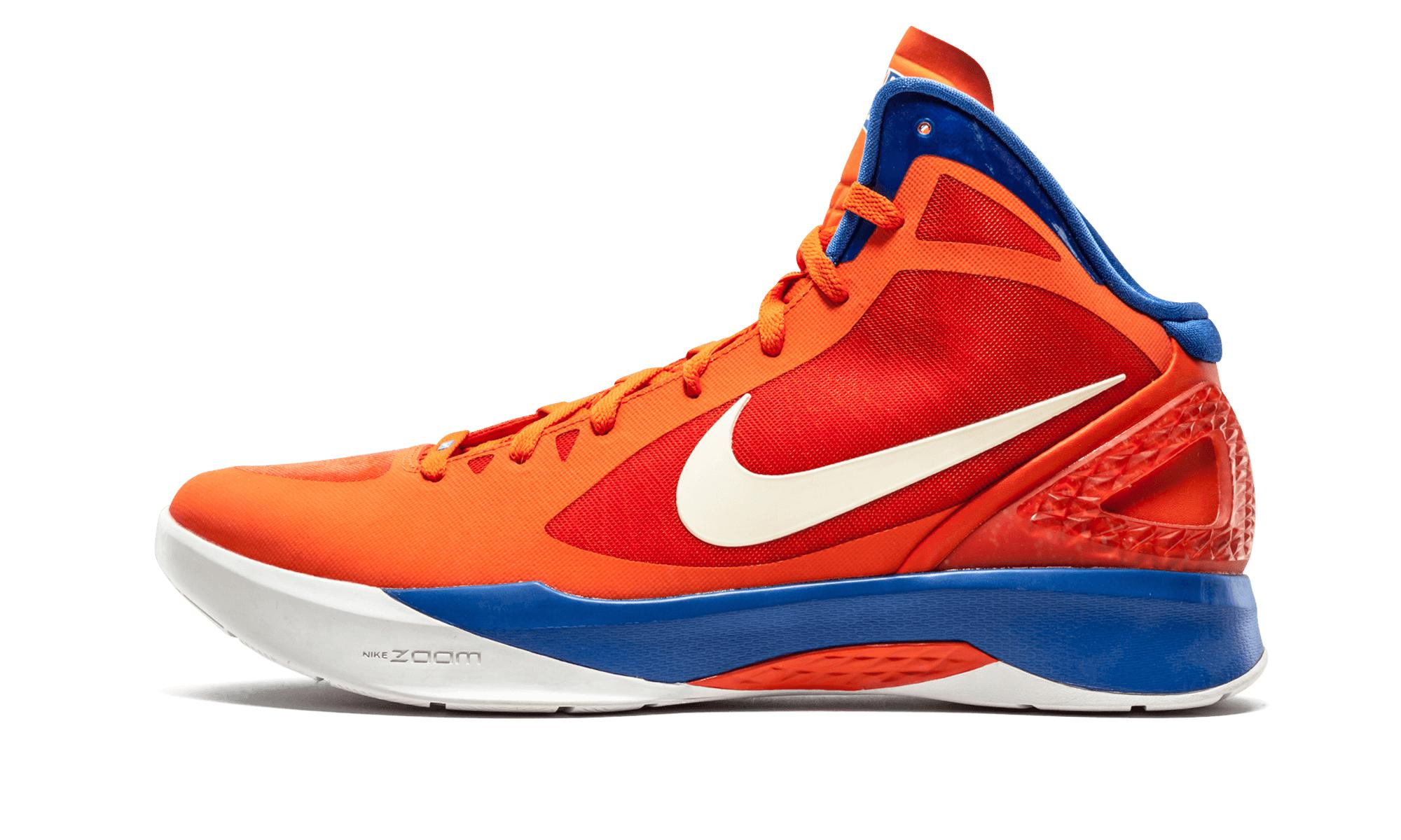 big sale f485b fb8a4 Lyst - Nike Zoom Hyperdunk 2011 in Blue for Men