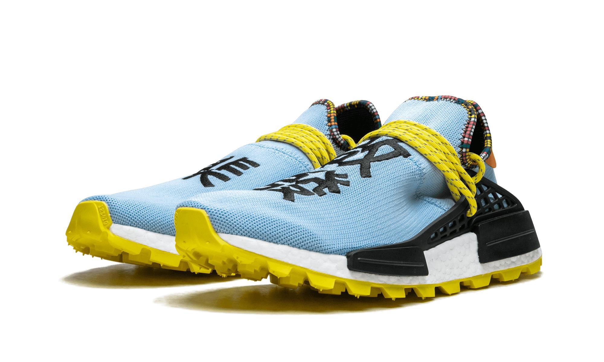 Lyst - adidas Pw Solar Hu Nmd in Blue for Men fa9f0e120