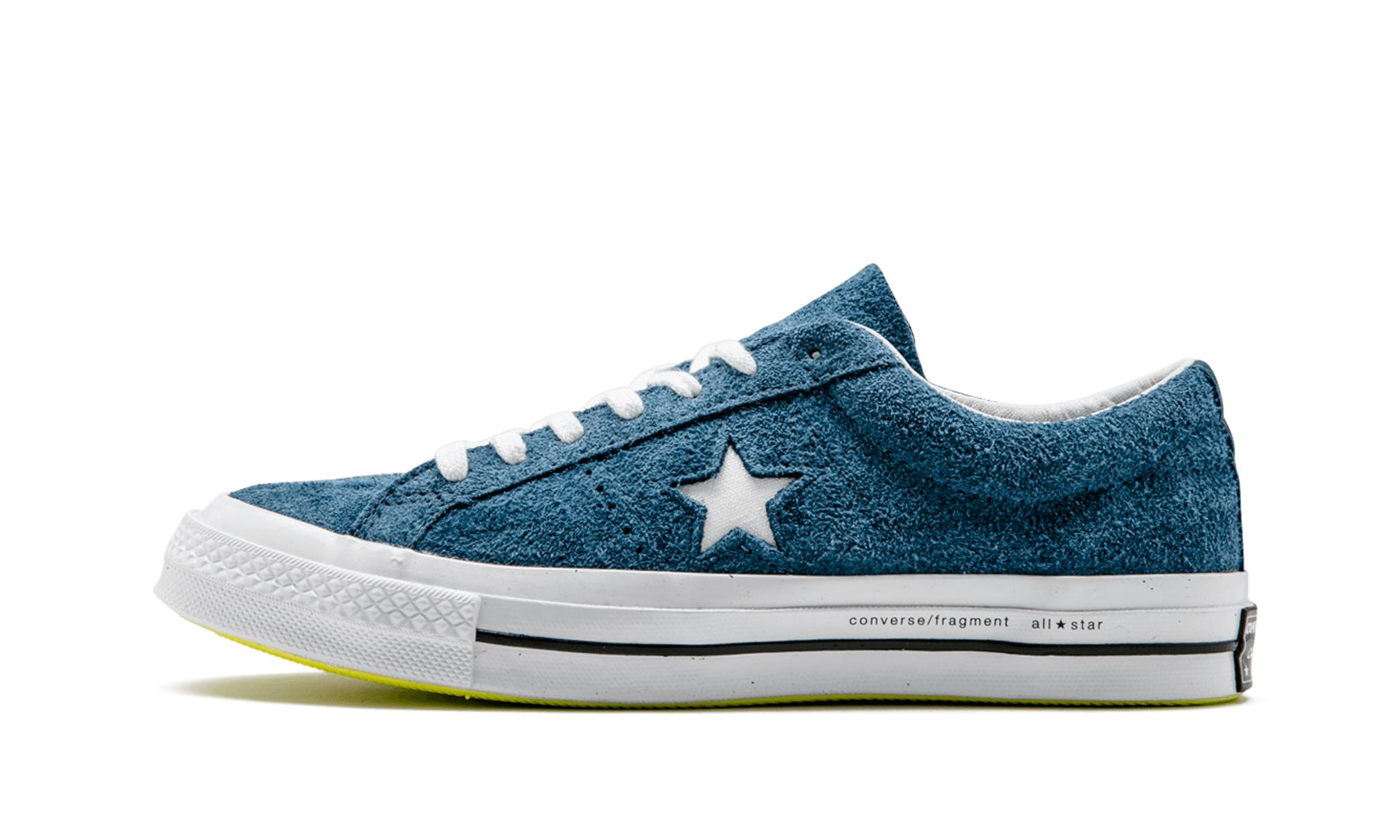 77b34026d500ed Lyst - Converse One Star Skate Ox in Blue for Men