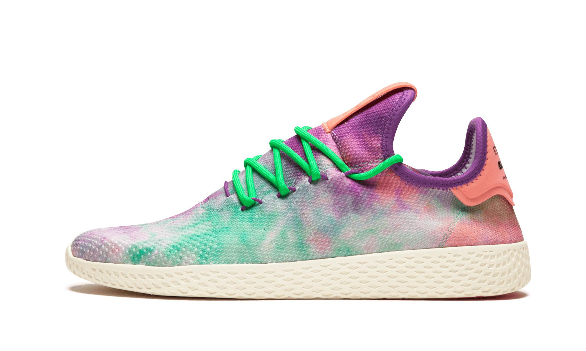 Lyst - Adidas Pharrell Williams Hu Holi Tennis Hu Mc for Men 78df0a250