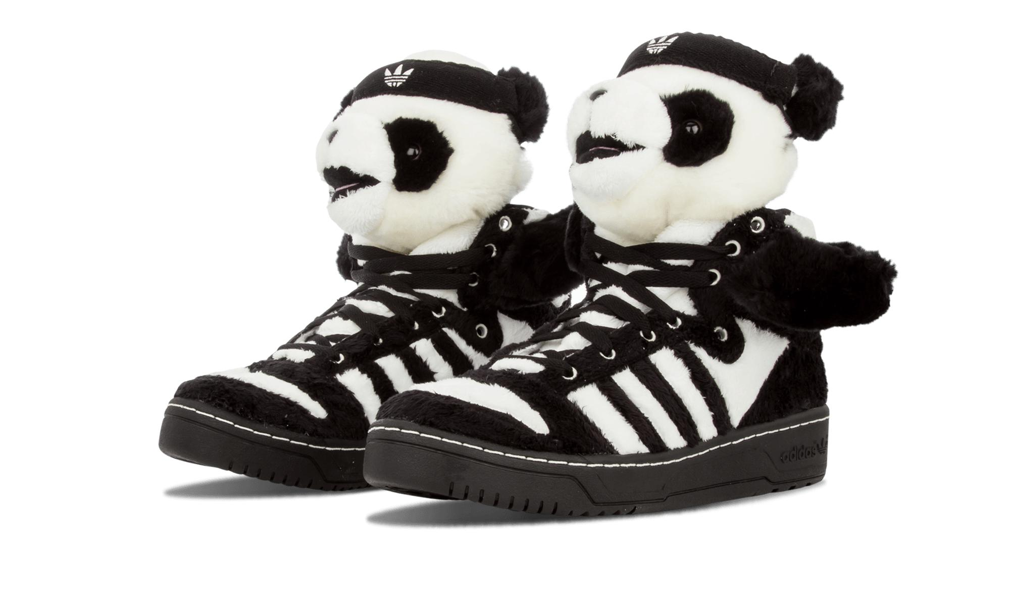71abeee06fa3 Lyst - adidas Js Panda Bear in White for Men