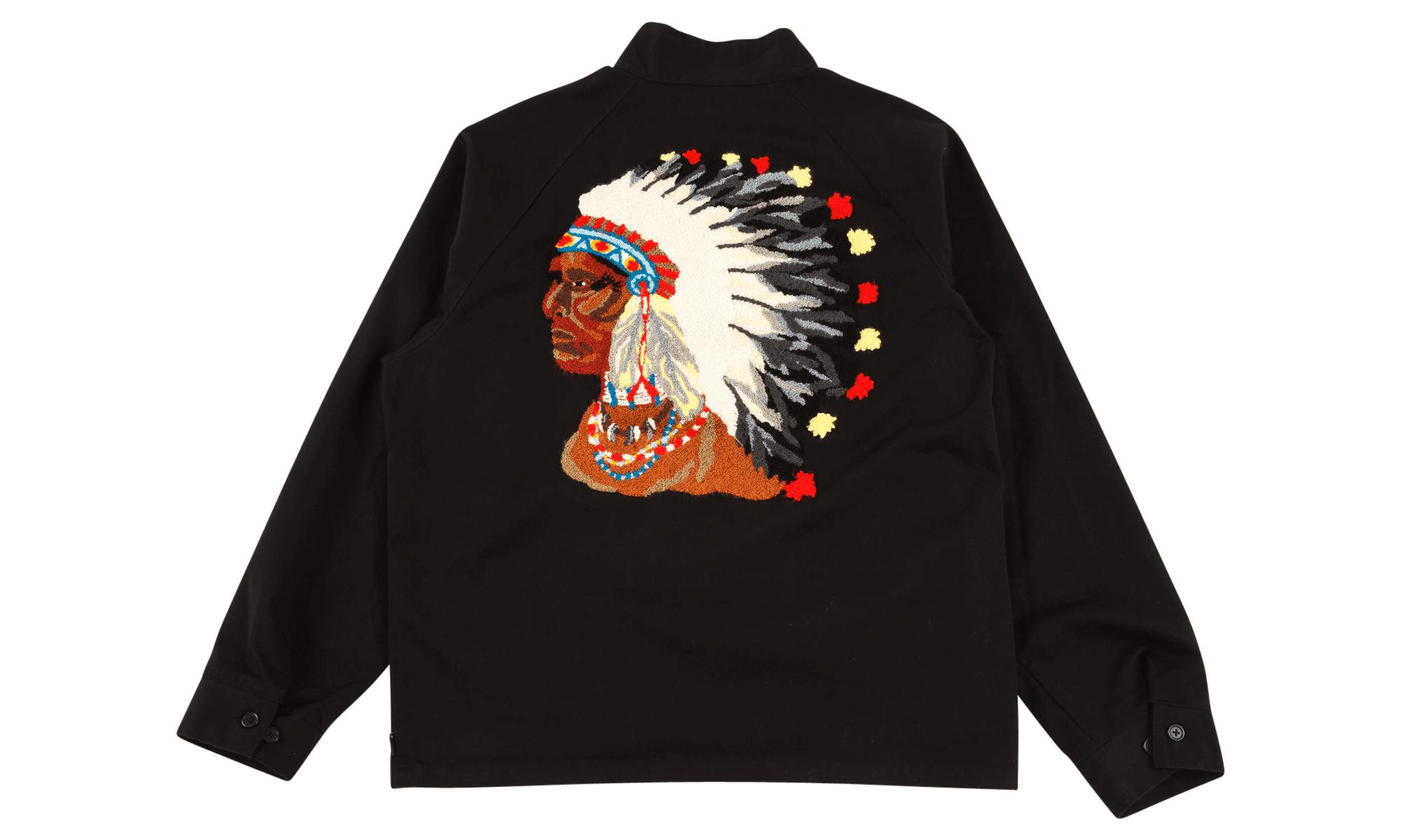 344eb51094790 Lyst - Supreme Chief Harrington Jacket in Black for Men - Save 10%