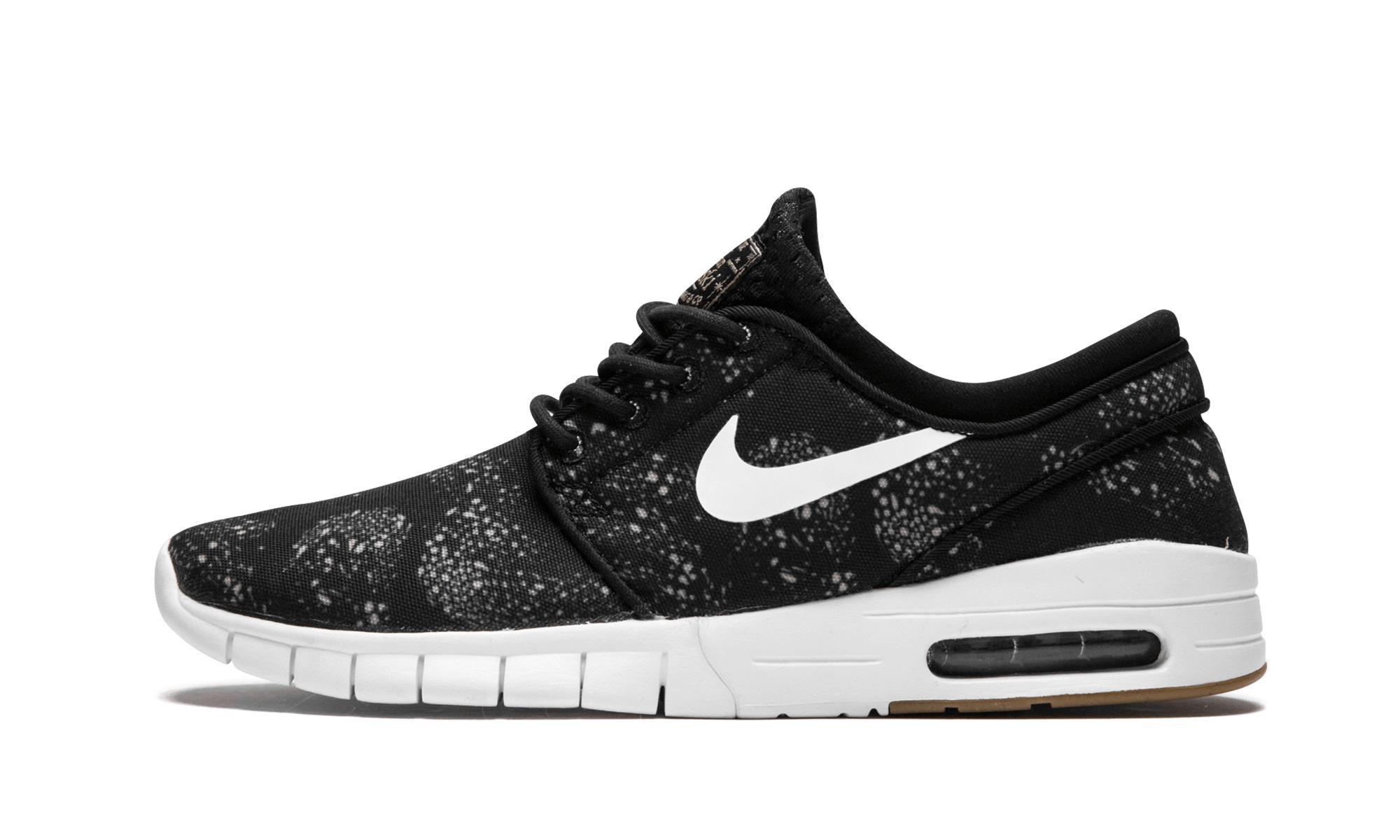 Lyst - Nike Stefan Janoski Max Prm Sneakers in Black for Men - Save ... 78d27951f