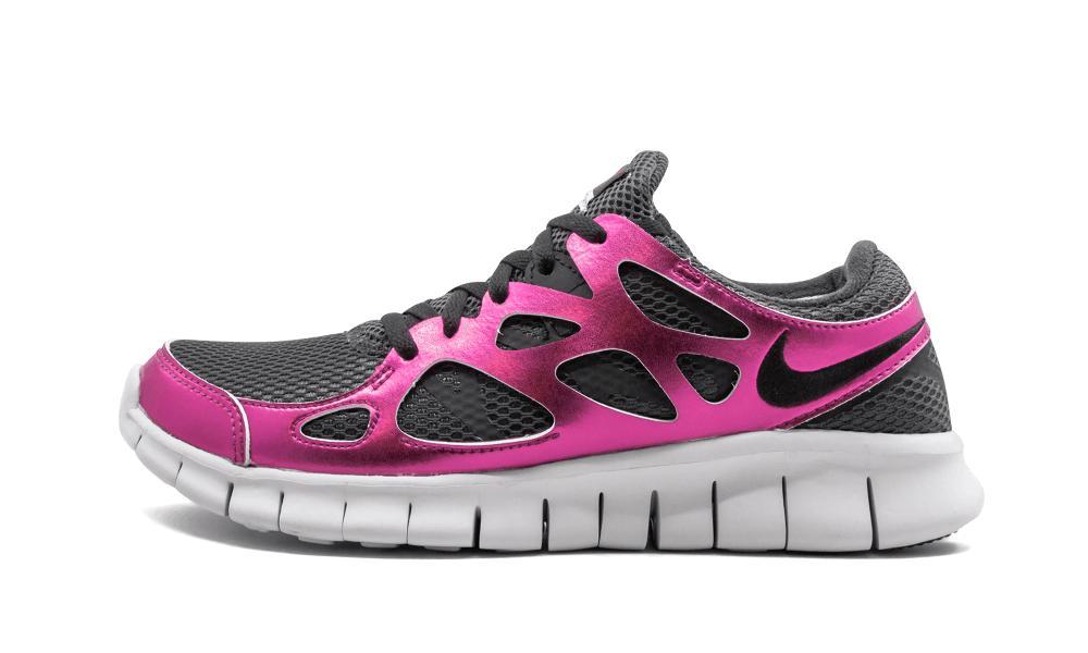 promo code f562c 94356 Nike. Black Womens Free Run+ 2 Prm Ext