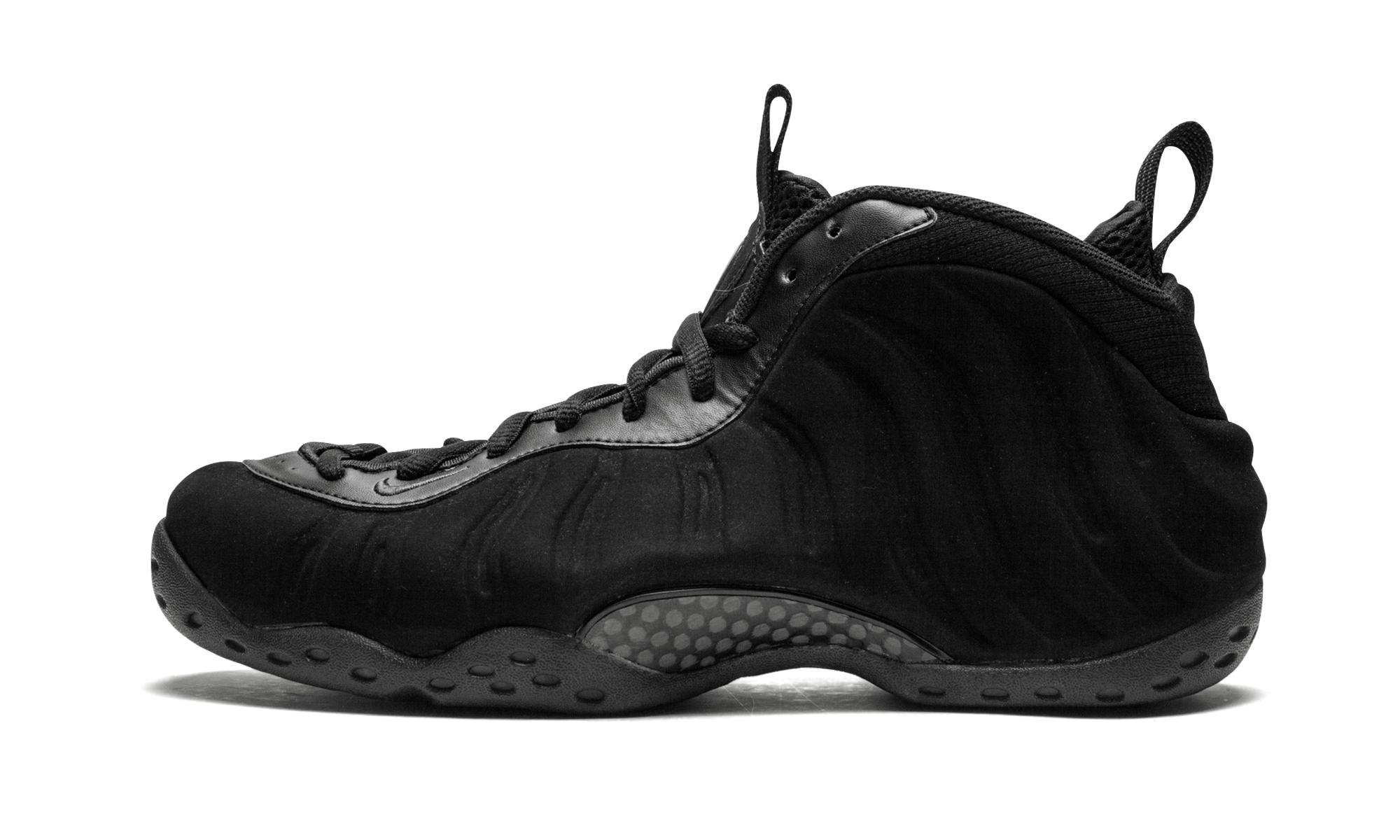 new concept 86026 cad77 Nike. Men s Black Air Foamposite One Prm
