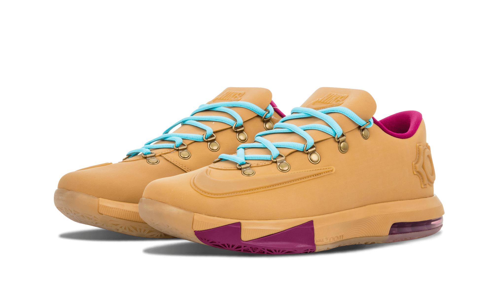 2b35cff314e5 Nike - Multicolor Kd 6 Ext Gum Qs for Men - Lyst. View fullscreen