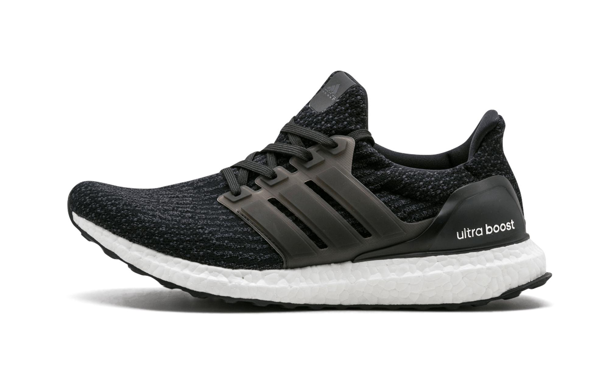 d2cf7d4b2ff55 adidas Ultraboost in Black for Men - Save 9% - Lyst