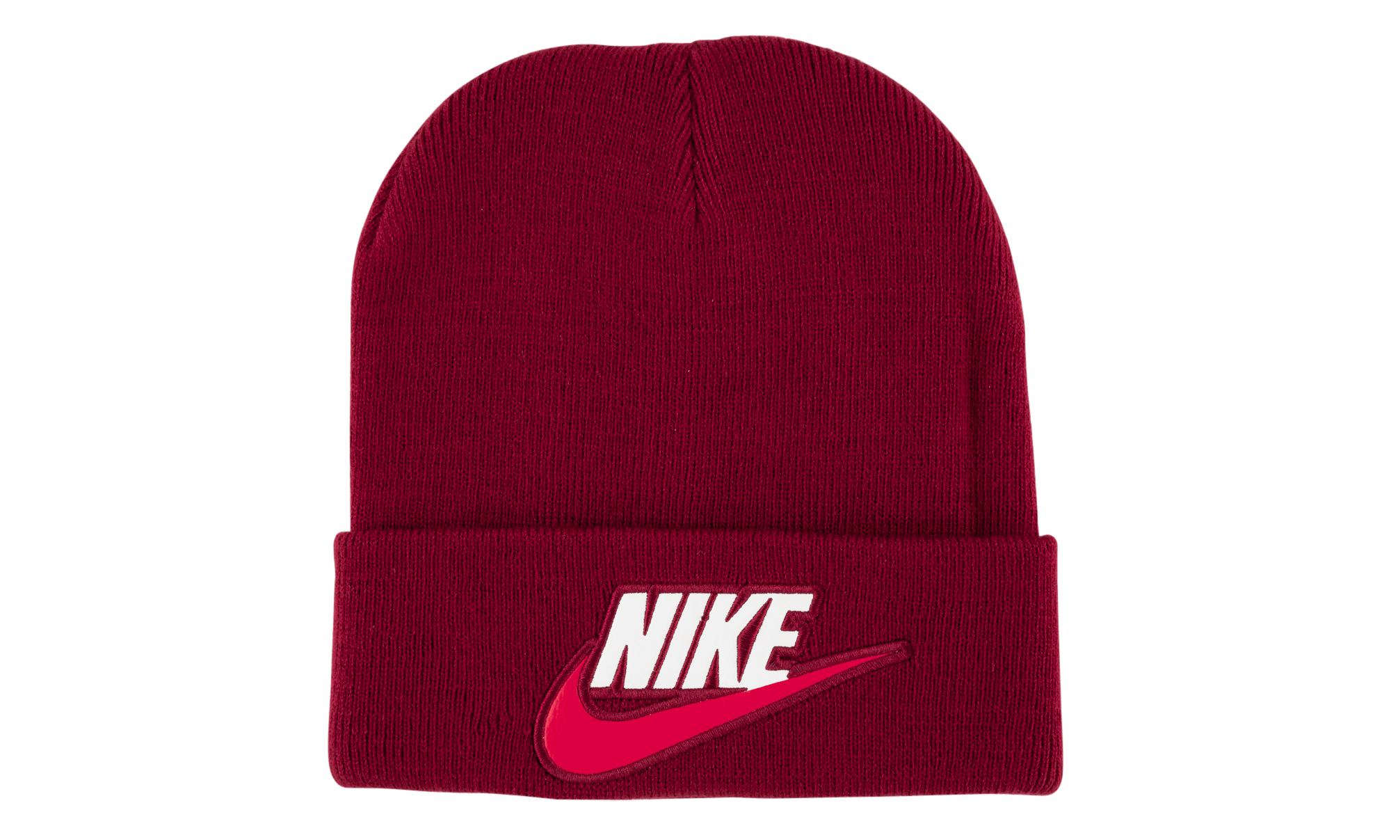 70d2a2c2 Lyst - Supreme Nike Beanie in Red for Men