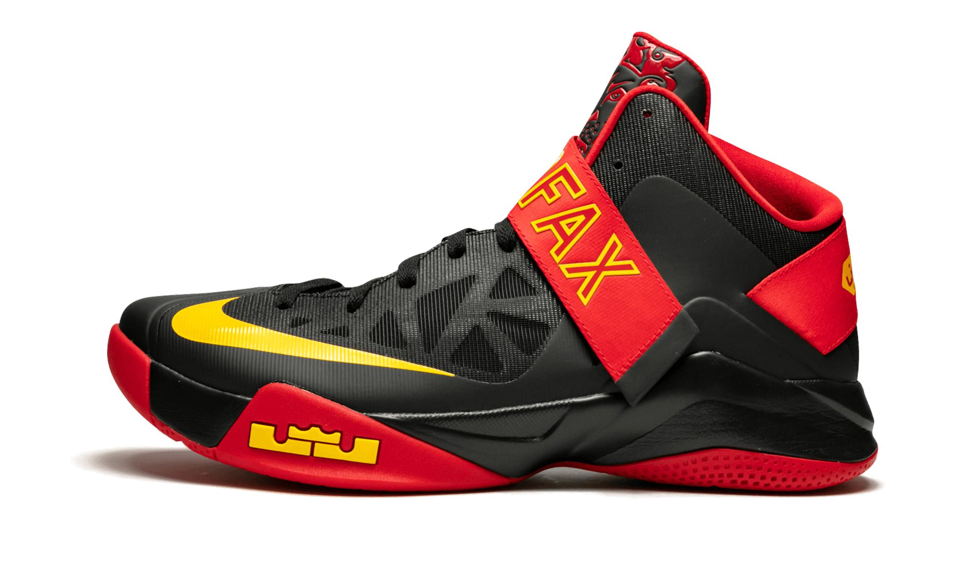 quality design 0cec3 75d93 Nike. Men s Black Zoom Soldier 6 Fairfax Away Pe