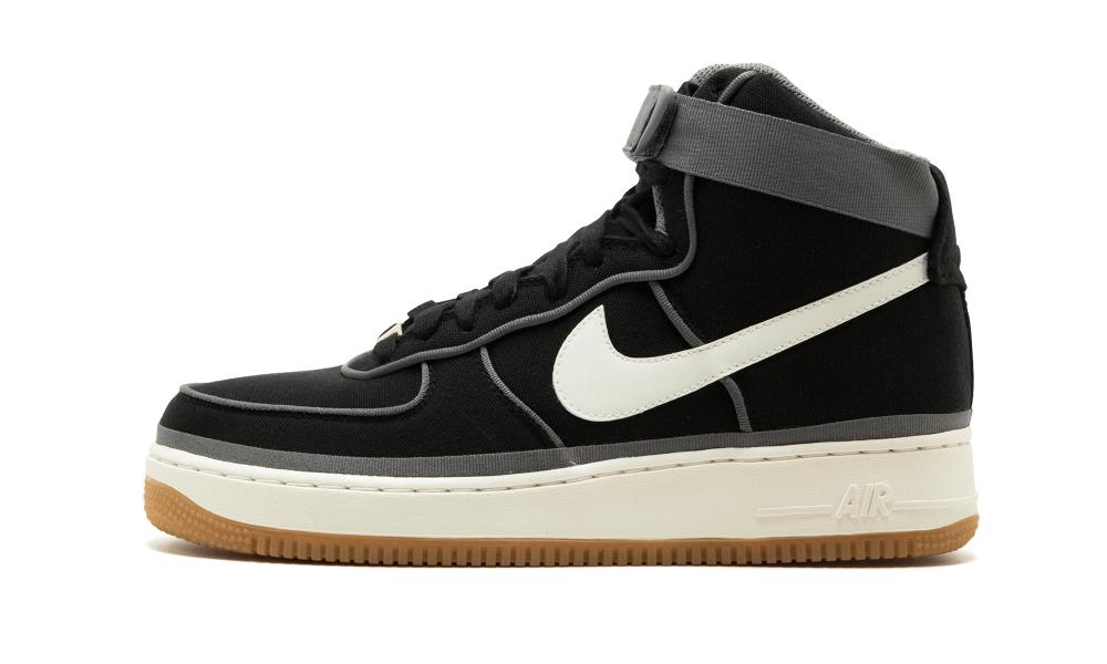 newest 908ba 17df4 Men's Black Air Force 1 High '07 Lv8 - Size 11.5