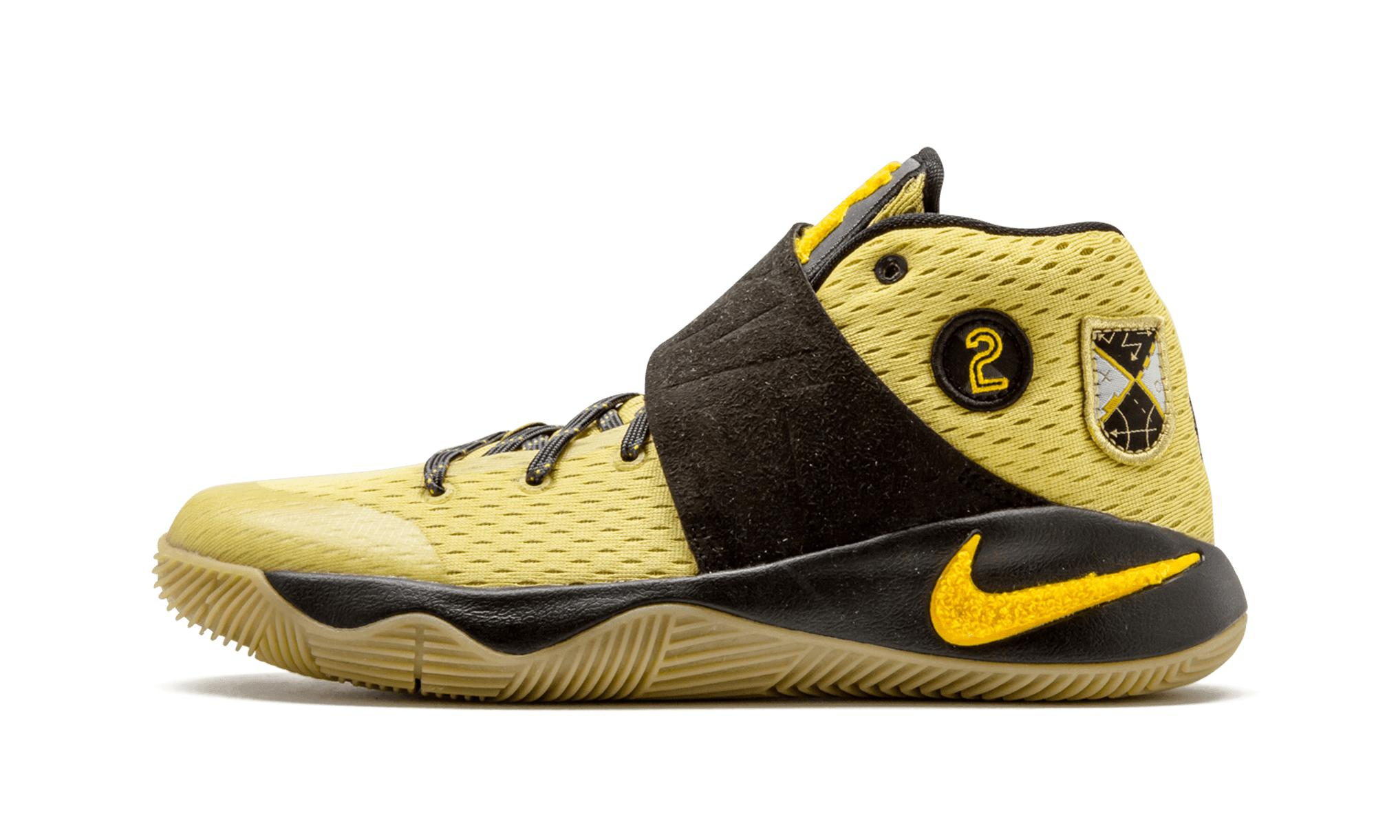 bf372f7076a9 ... new zealand lyst nike kyrie 2 as gs in yellow for men save 65.5 e1223  78160