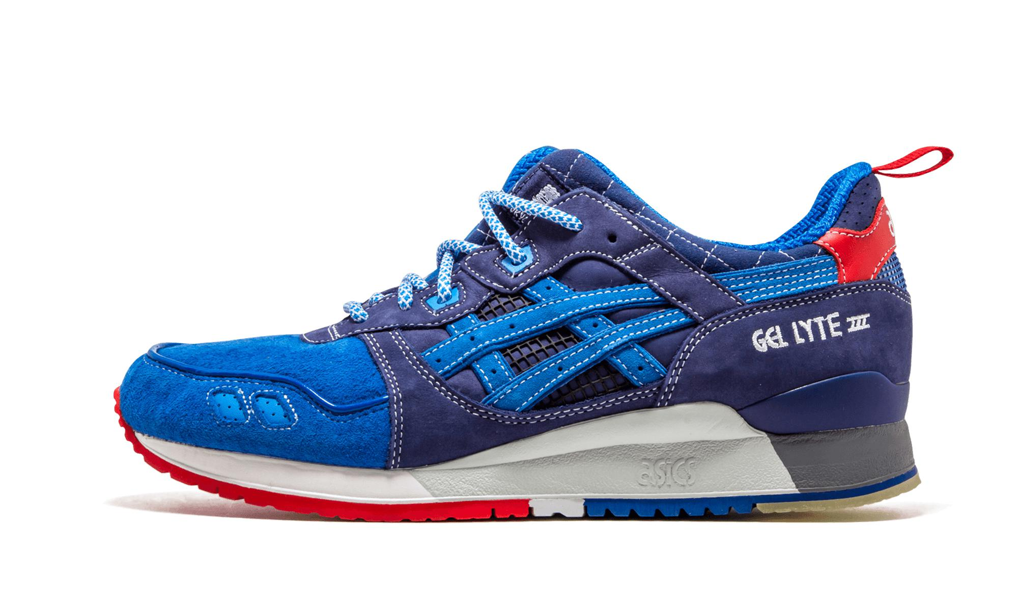1b7b9690 Asics Gel-lyte 3 in Blue for Men - Lyst