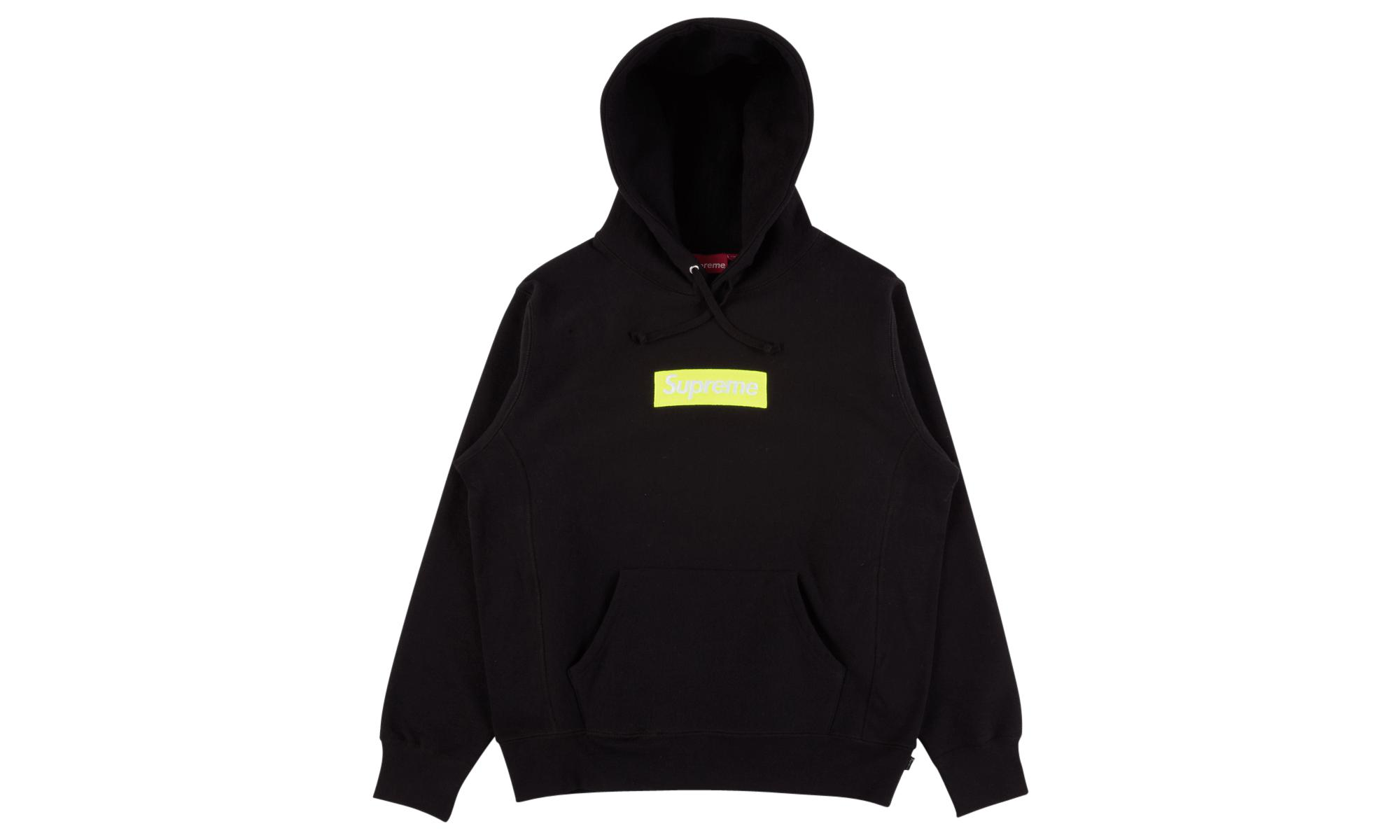 b31d2385 Supreme - Black Box Logo Hooded Sweatshirt 'fw17' for Men - Lyst. View  fullscreen