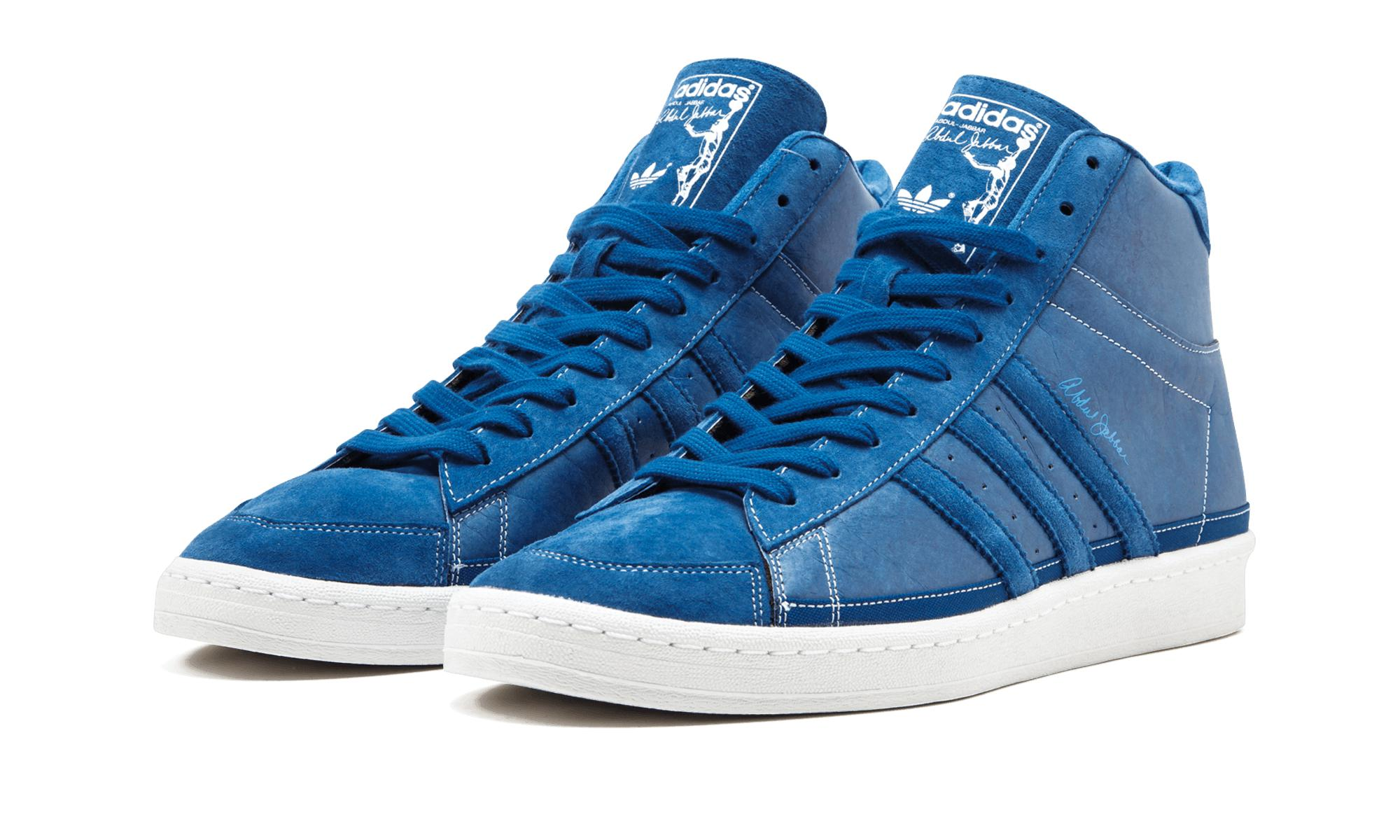Adidas - Blue Jabbar Hi for Men - Lyst. View fullscreen de877b547
