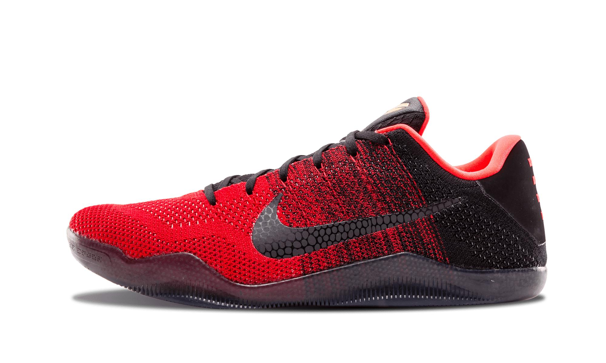 305263af9e0 Nike Kobe 11 Elite Low in Red for Men - Lyst