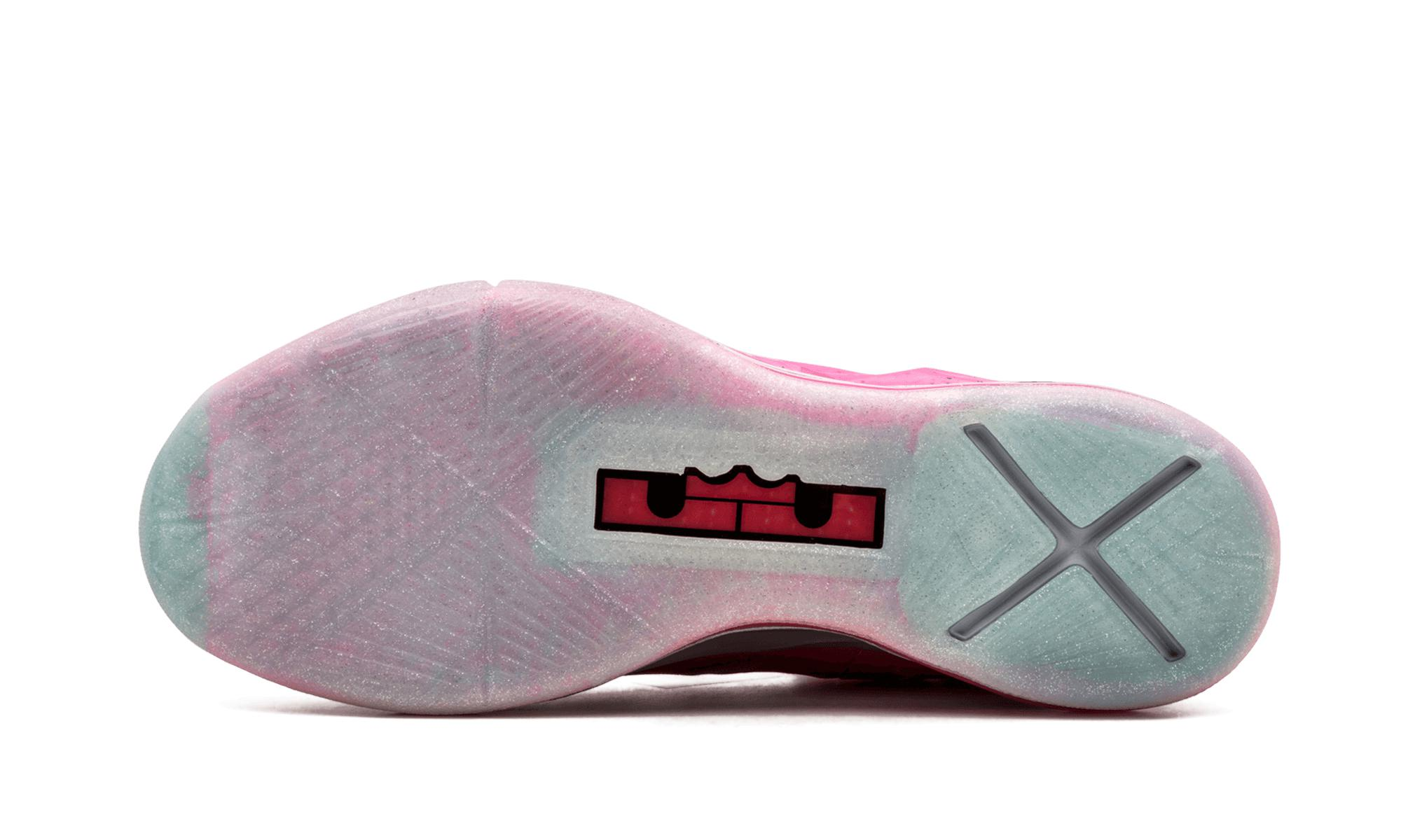 11ac6fe6f4a1 Nike - Pink Lebron 10  kay Yow  Pe - Lyst. View fullscreen