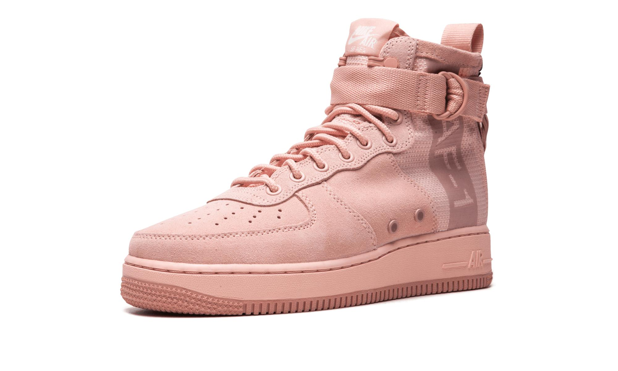 buy online beffc afd82 Nike Sf Af1 Mid Suede in Pink for Men - Save 28% - Lyst