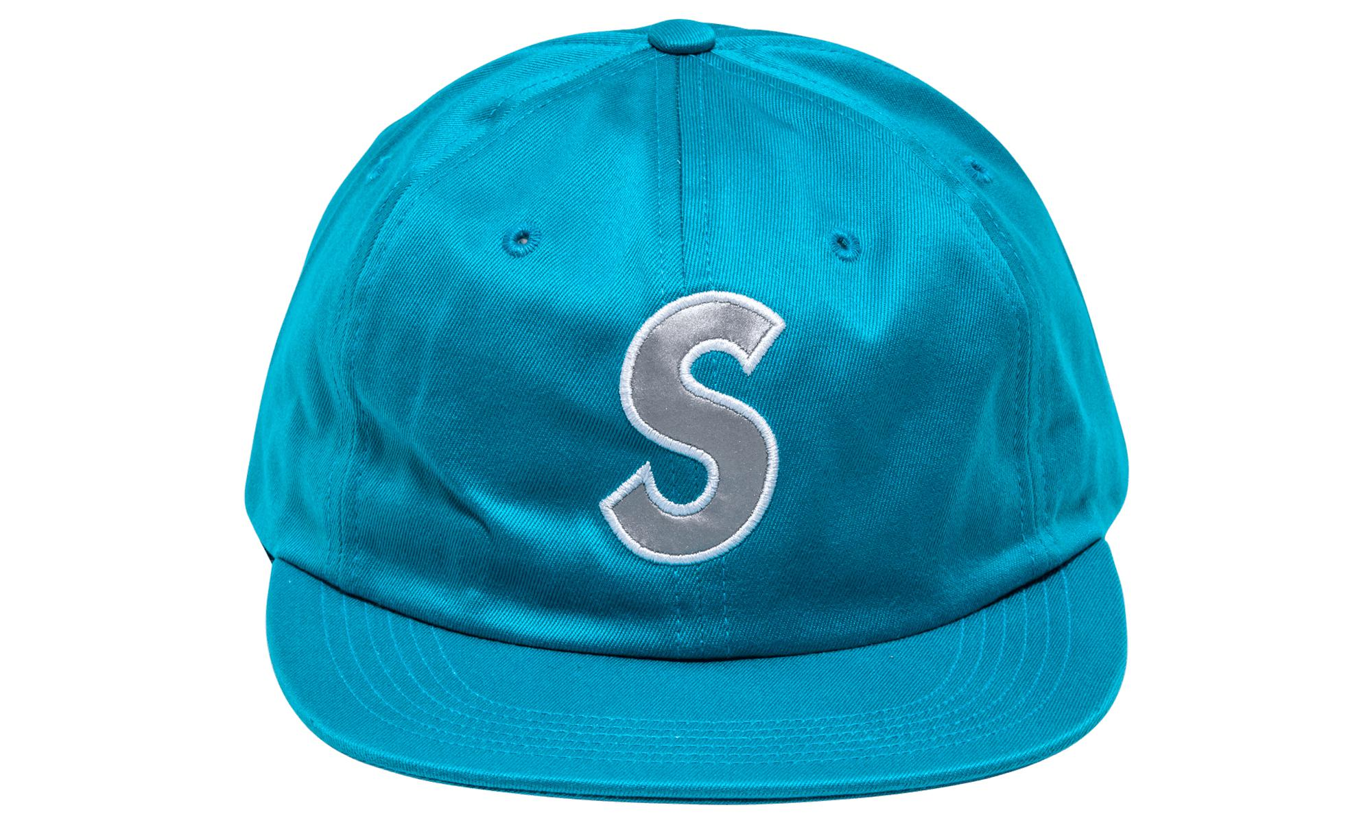 6154f8d14c8 Supreme Reflective S Logo 6-panel in Blue for Men - Lyst