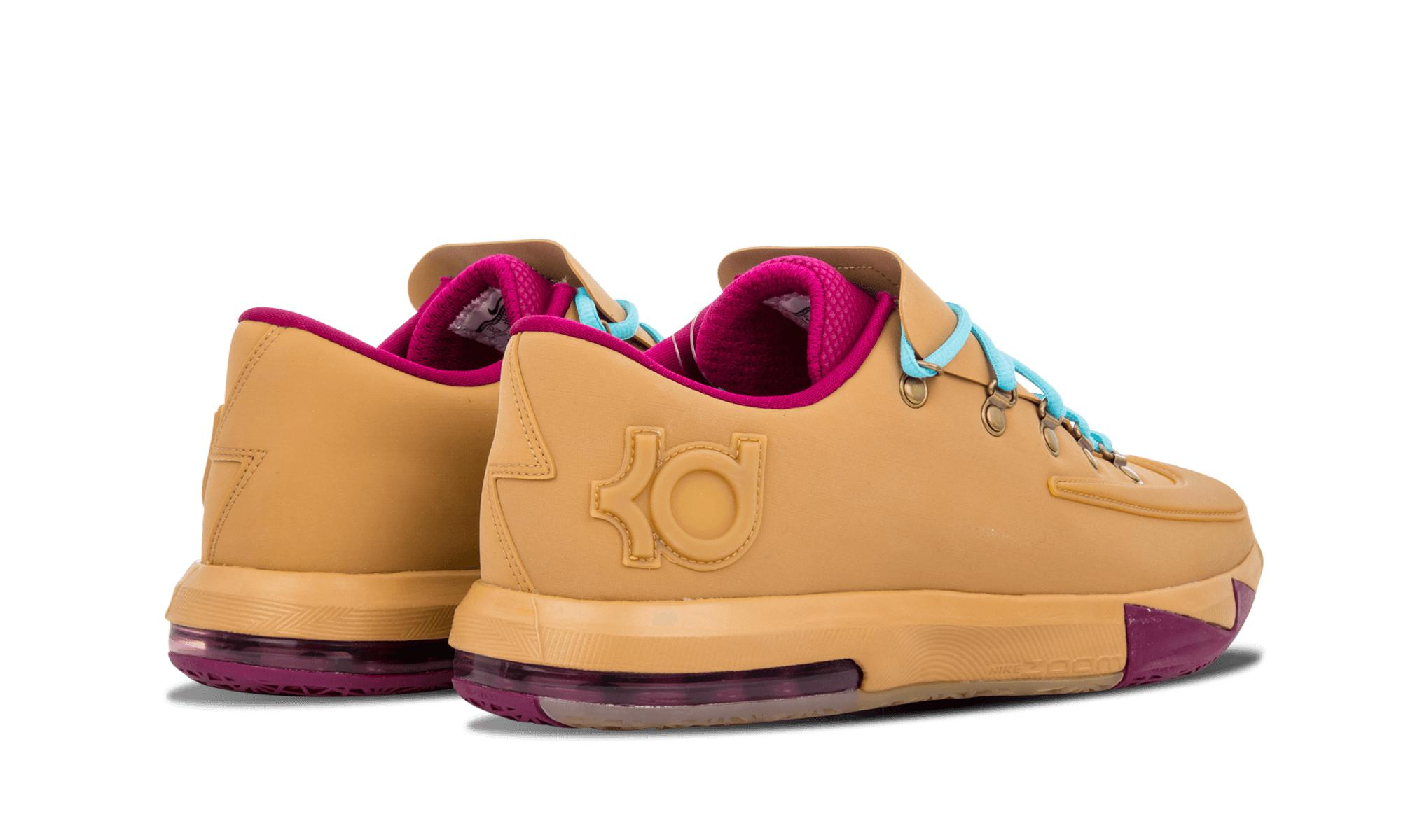 2b35cff314e5 Nike - Multicolor Kd 6 Ext Gum Qs for Men - Lyst. View fullscreen