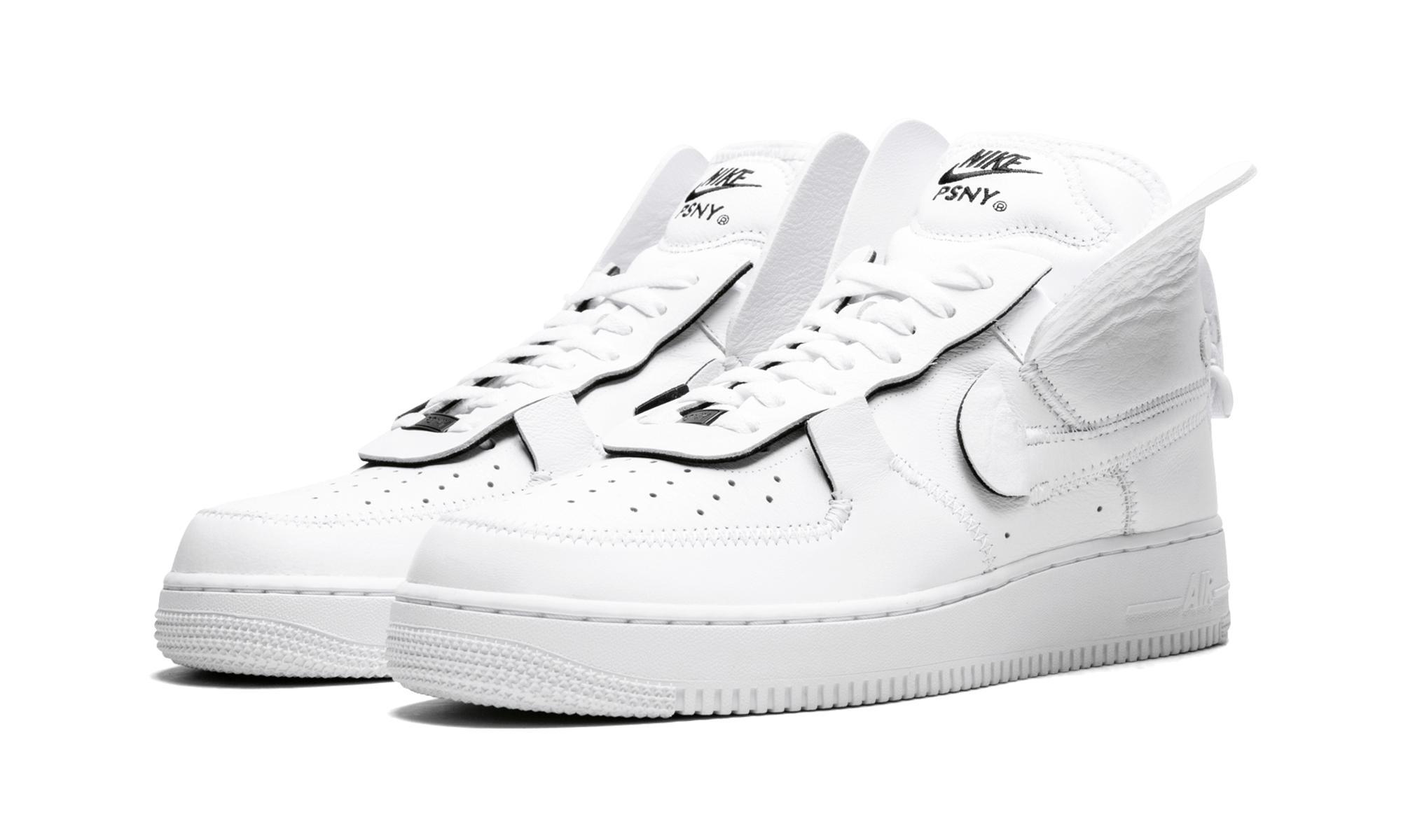 Nike - White Air Force 1 High Psny - Lyst. View fullscreen 7da45fdfd