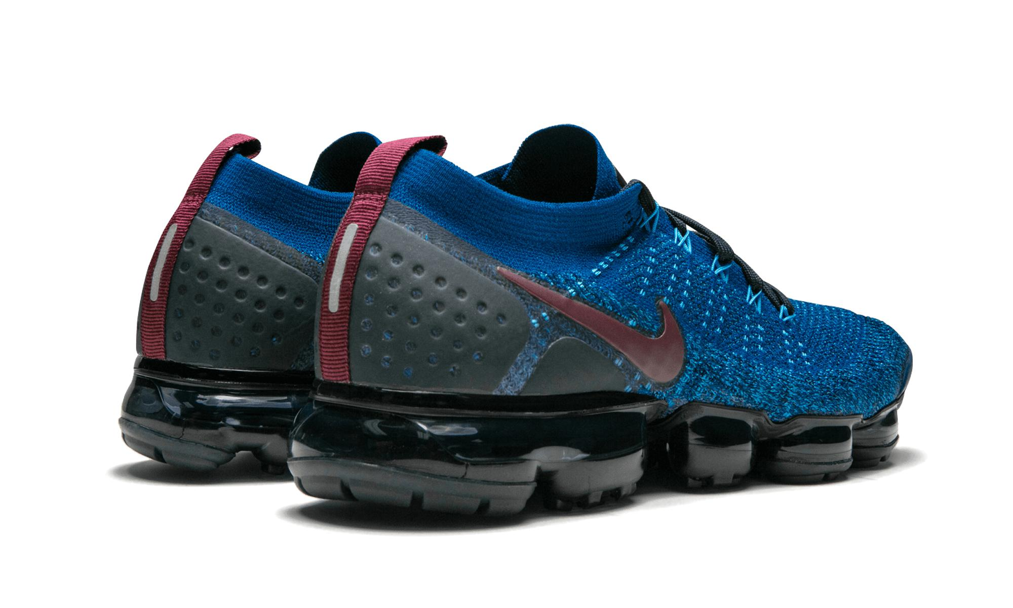 7c932820d520 Lyst - Nike Air Vapormax Flyknit 2 in Blue for Men