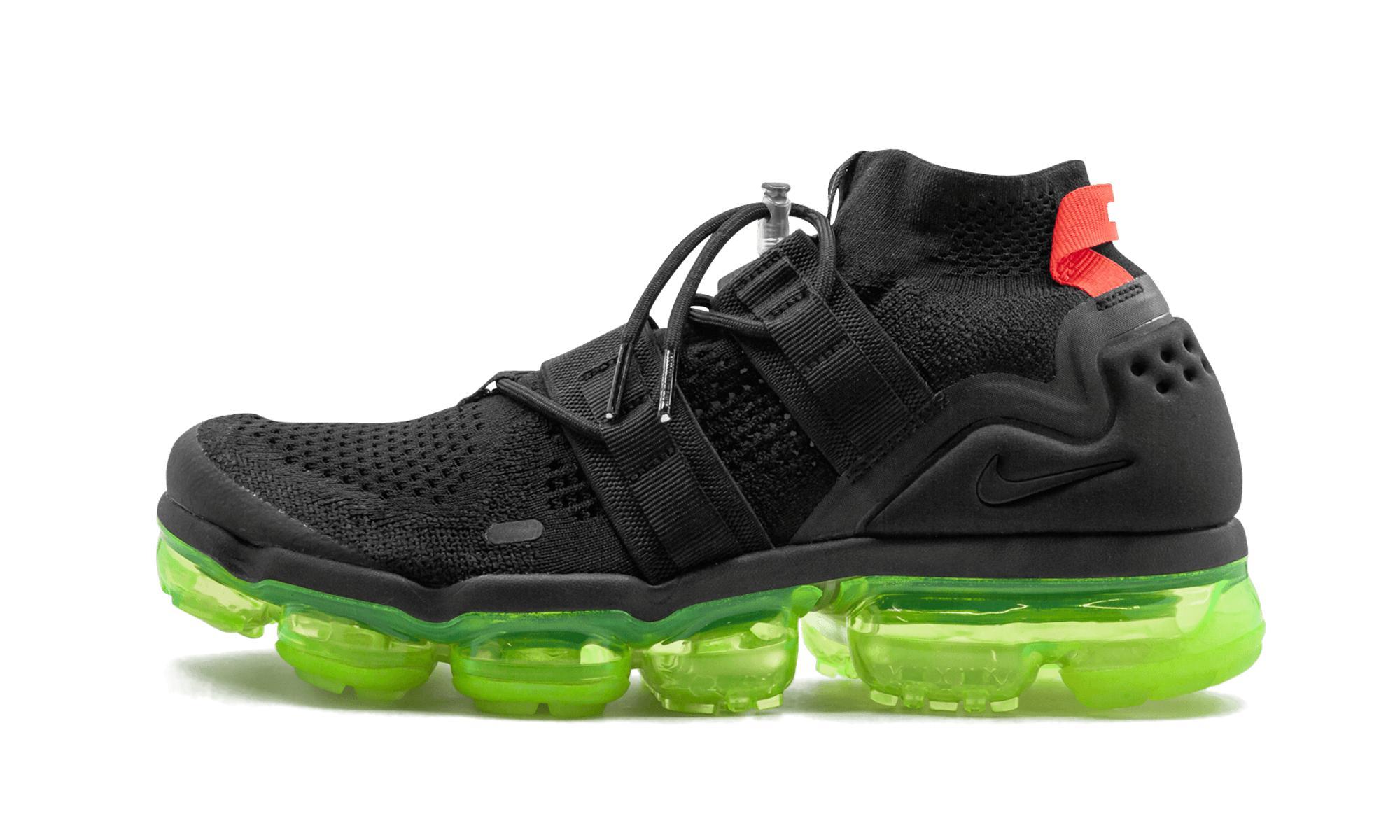 9c04d5e35859b Nike Air Vapormax Fk Utility in Black - Lyst