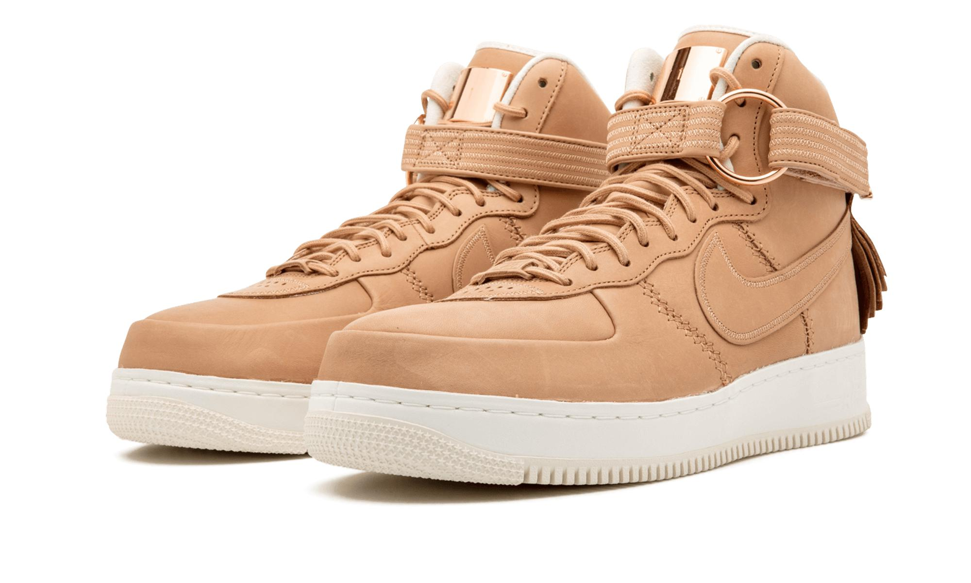 99683c8303f Lyst - Nike Air Force 1 High Sl in Natural