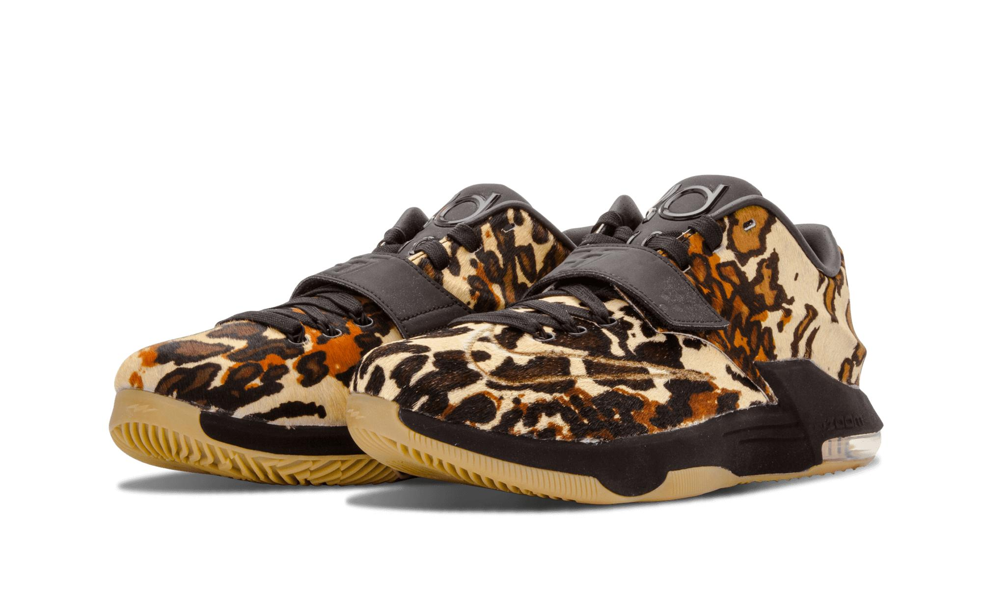 uk availability b63b6 1ffff Nike - Black Kd 7 Ext Qs for Men - Lyst. View fullscreen