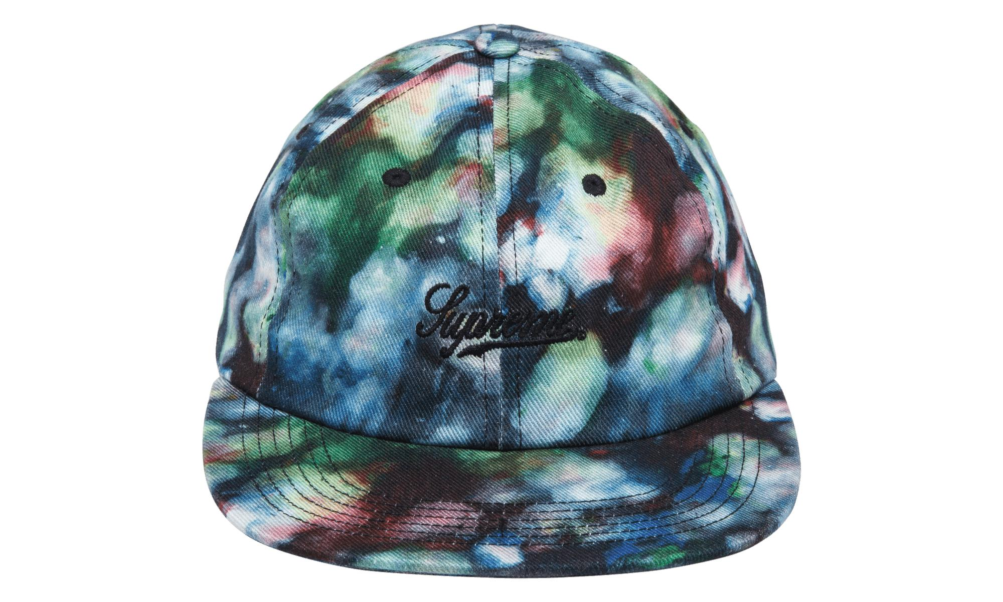 b1a2fd4bce3 Lyst - Supreme Liberty Twill 6-panel in Black for Men