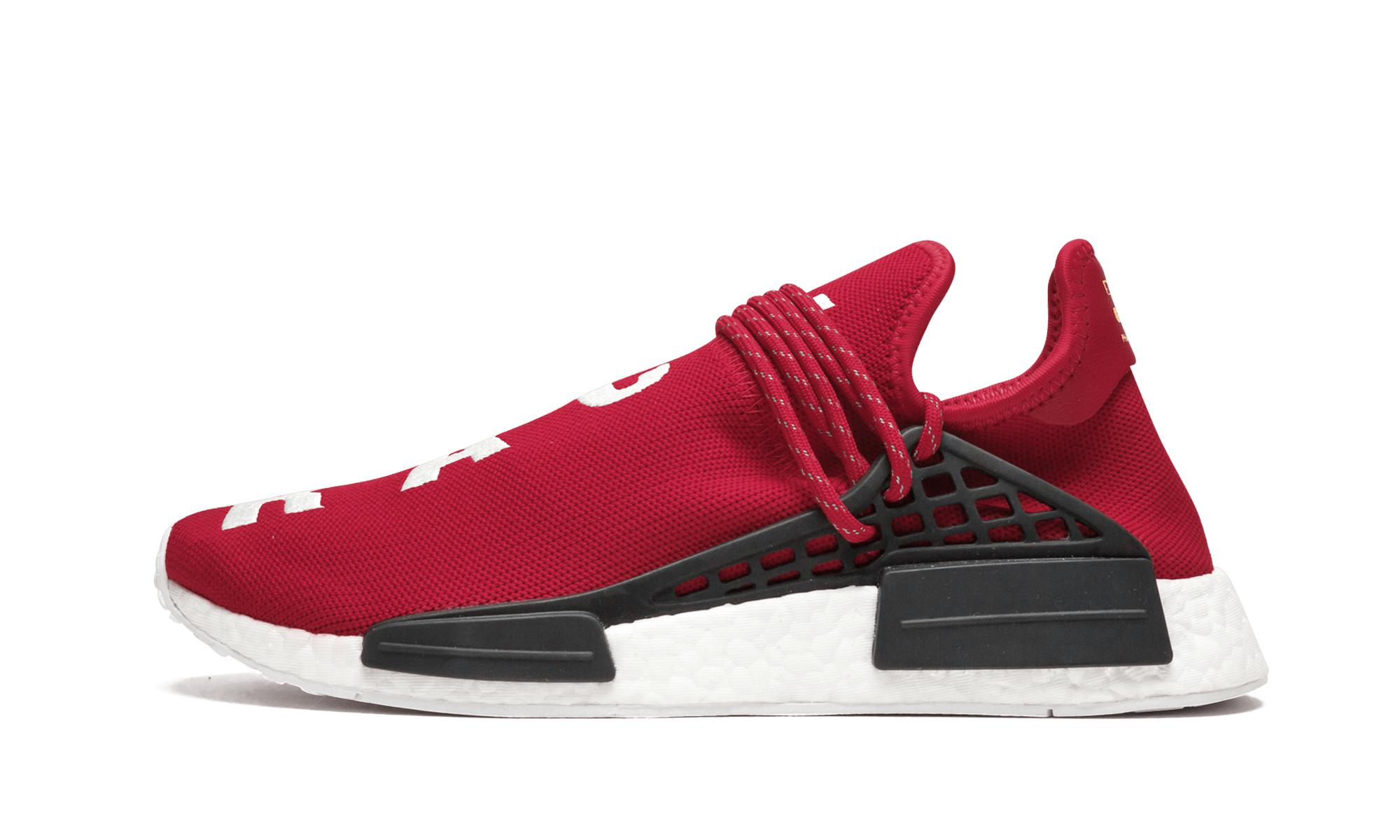 9f61a17f3fd9 adidas Pharrell Williams Human Race Nmd in Red for Men - Lyst