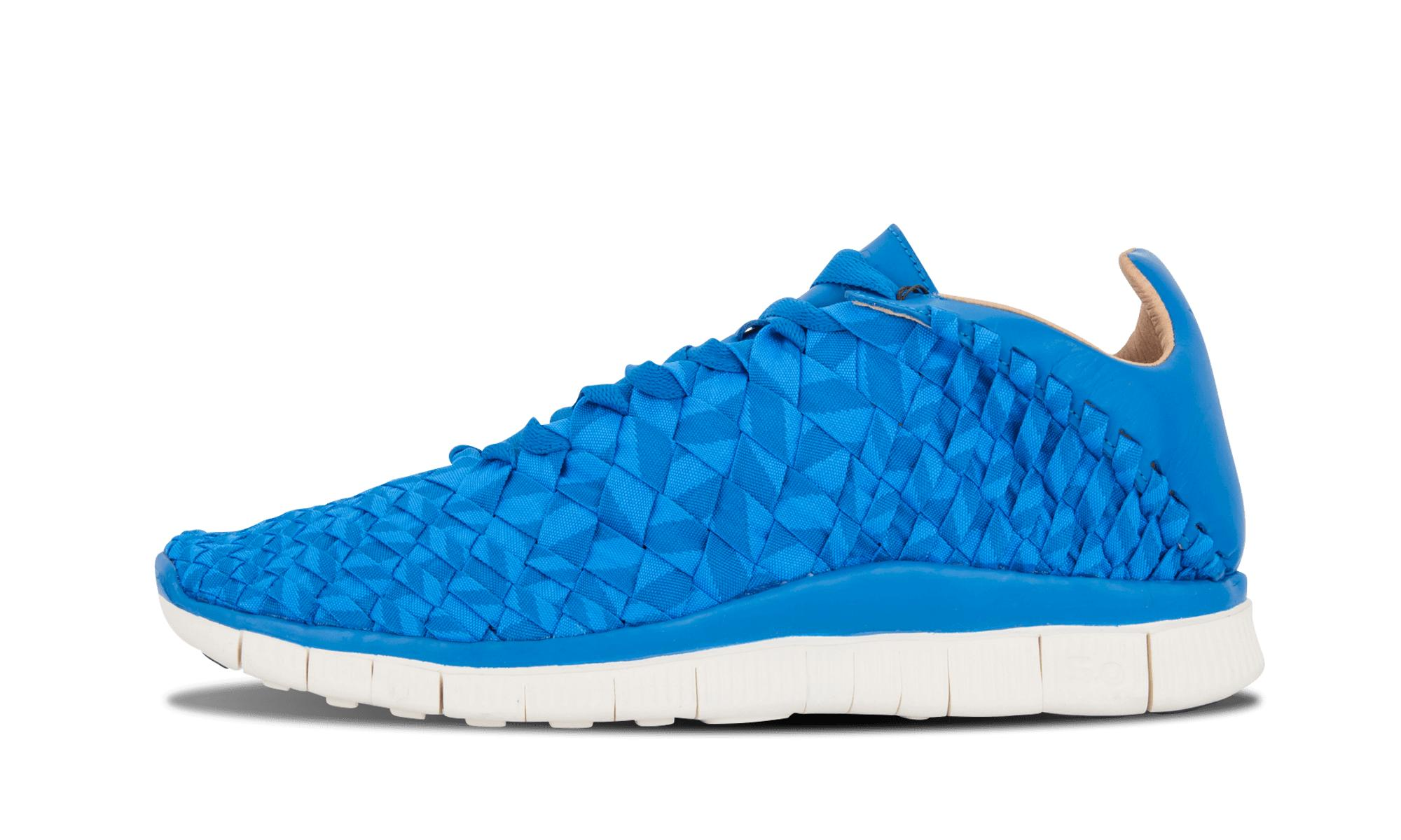 newest collection 9fec2 43a40 Nike. Men s Blue Free Inneva Woven Sp