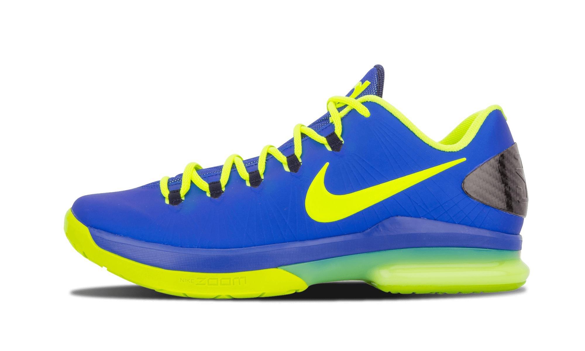 the latest baac2 14dfa Nike Kd 5 Elite in Blue for Men - Lyst